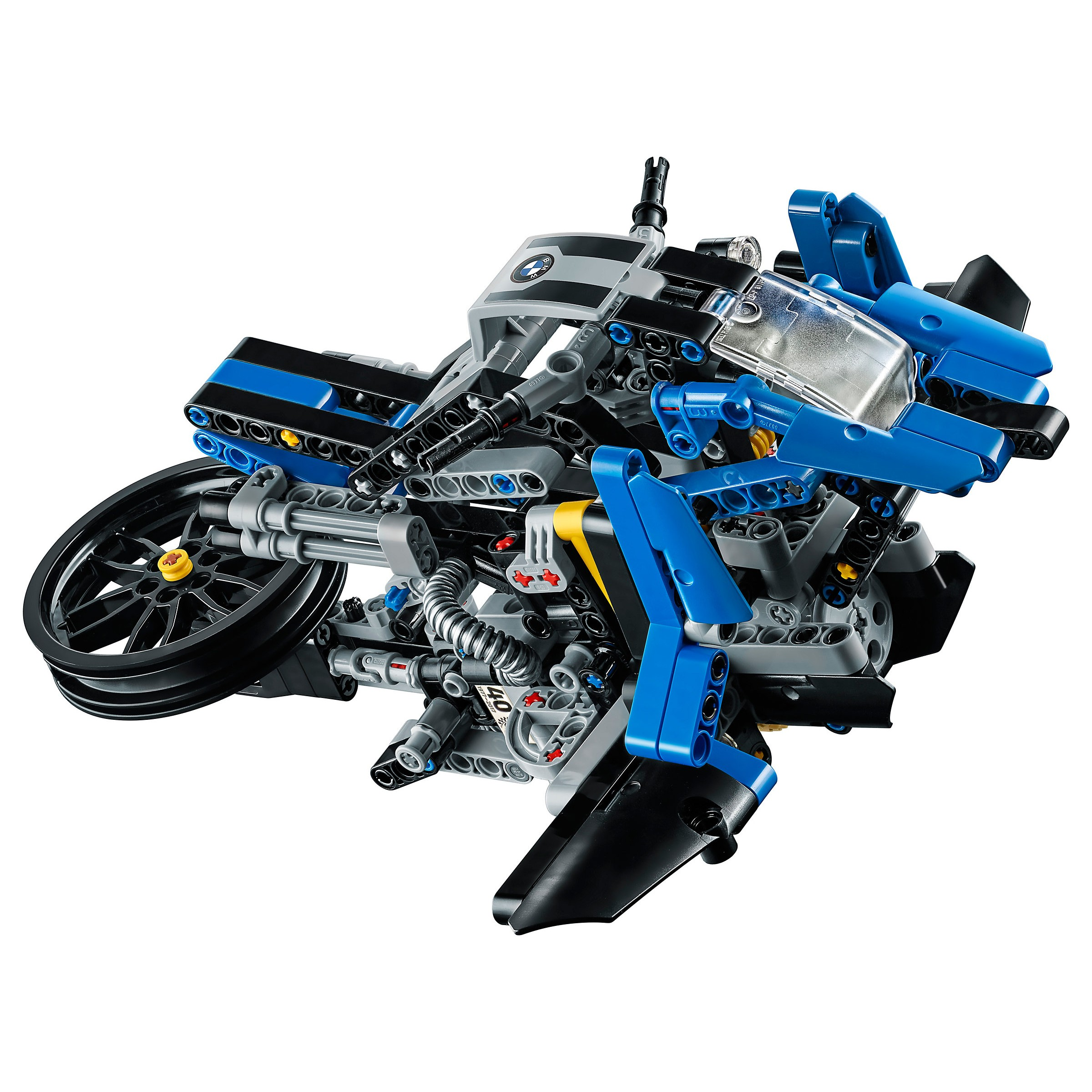 lego 42063 technic bmw r 1200 gs adventure at hobby warehouse. Black Bedroom Furniture Sets. Home Design Ideas