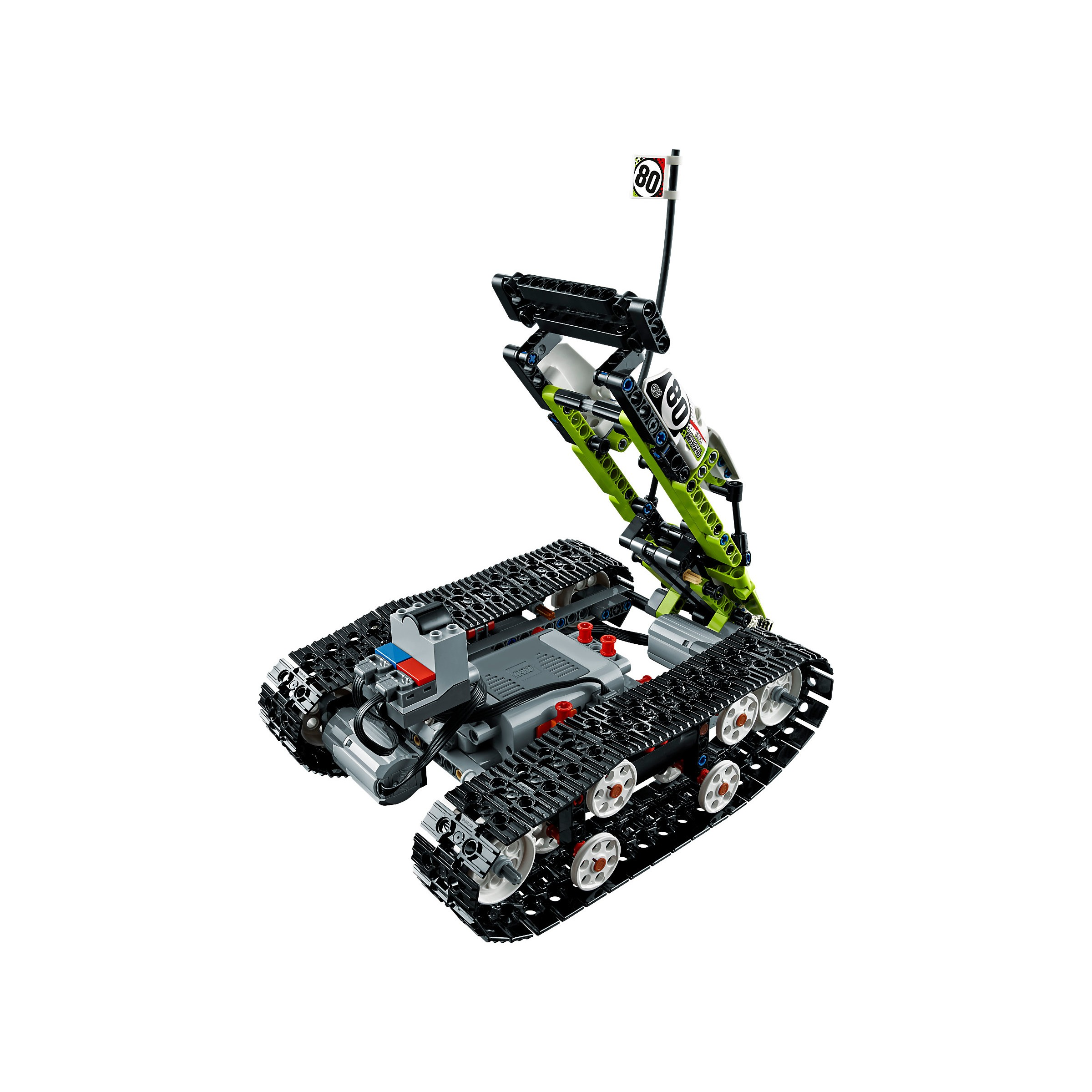 lego 42065 technic remote control rc tracked racer at hobby warehouse. Black Bedroom Furniture Sets. Home Design Ideas