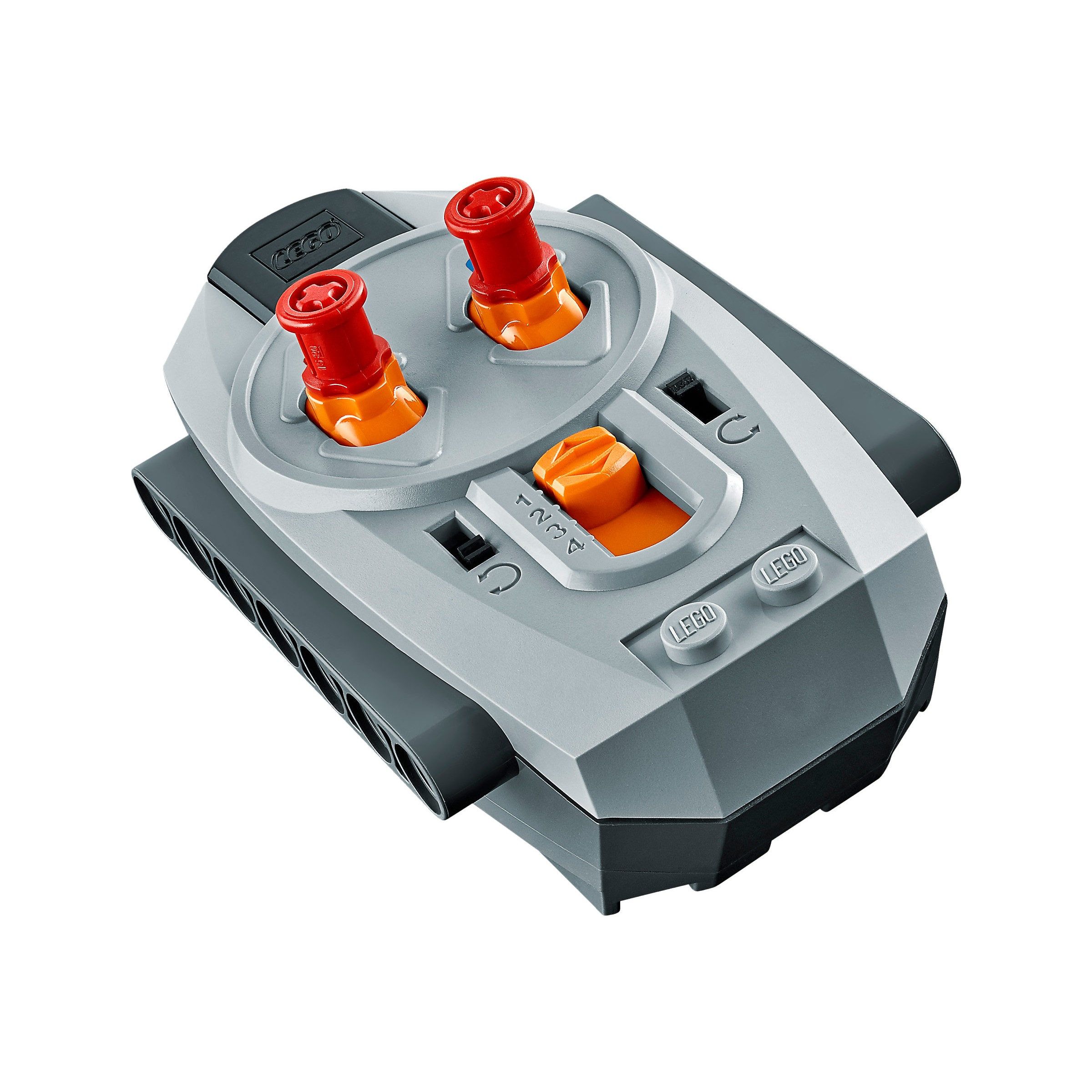 how to turn on lego remote control