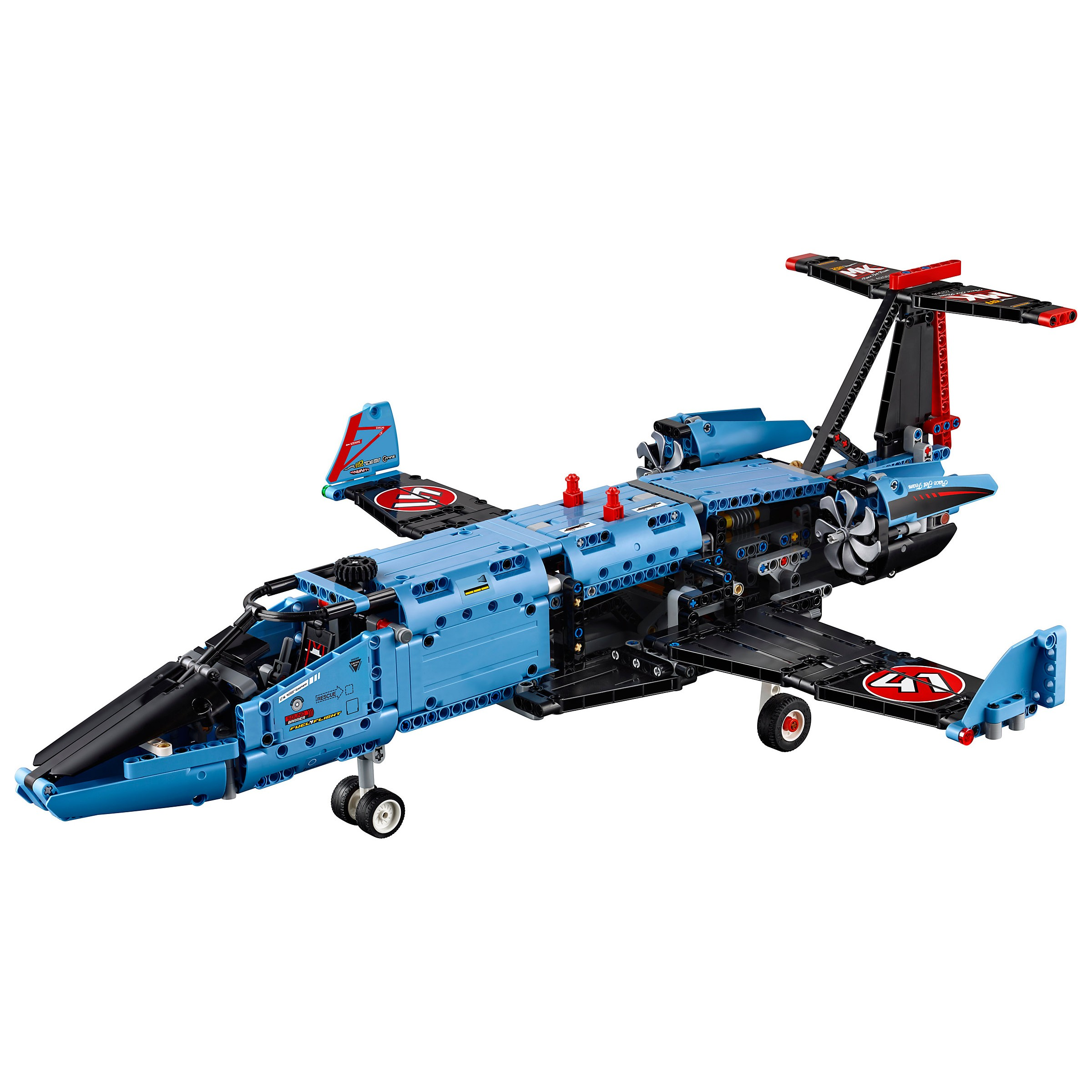 lego 42066 technic air race jet at hobby warehouse. Black Bedroom Furniture Sets. Home Design Ideas