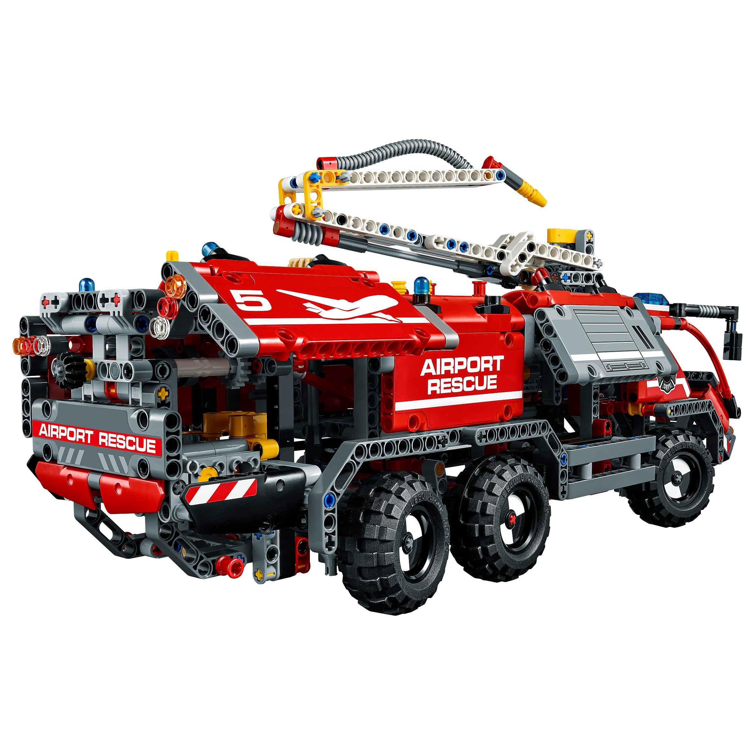 lego 42068 technic airport rescue vehicle at hobby warehouse. Black Bedroom Furniture Sets. Home Design Ideas