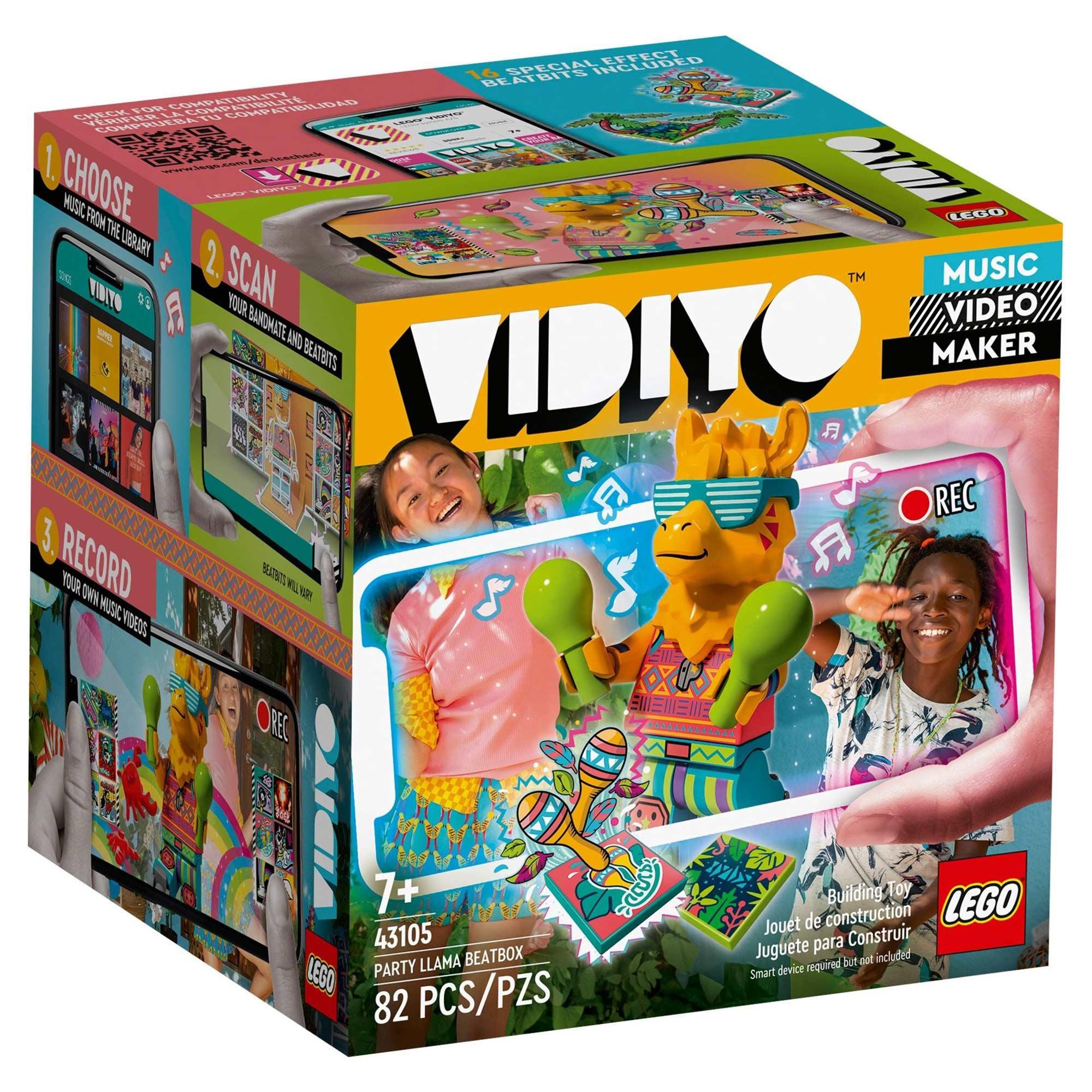 LEGO 43105 VIDIYO Party Llama BeatBox at Hobby Warehouse