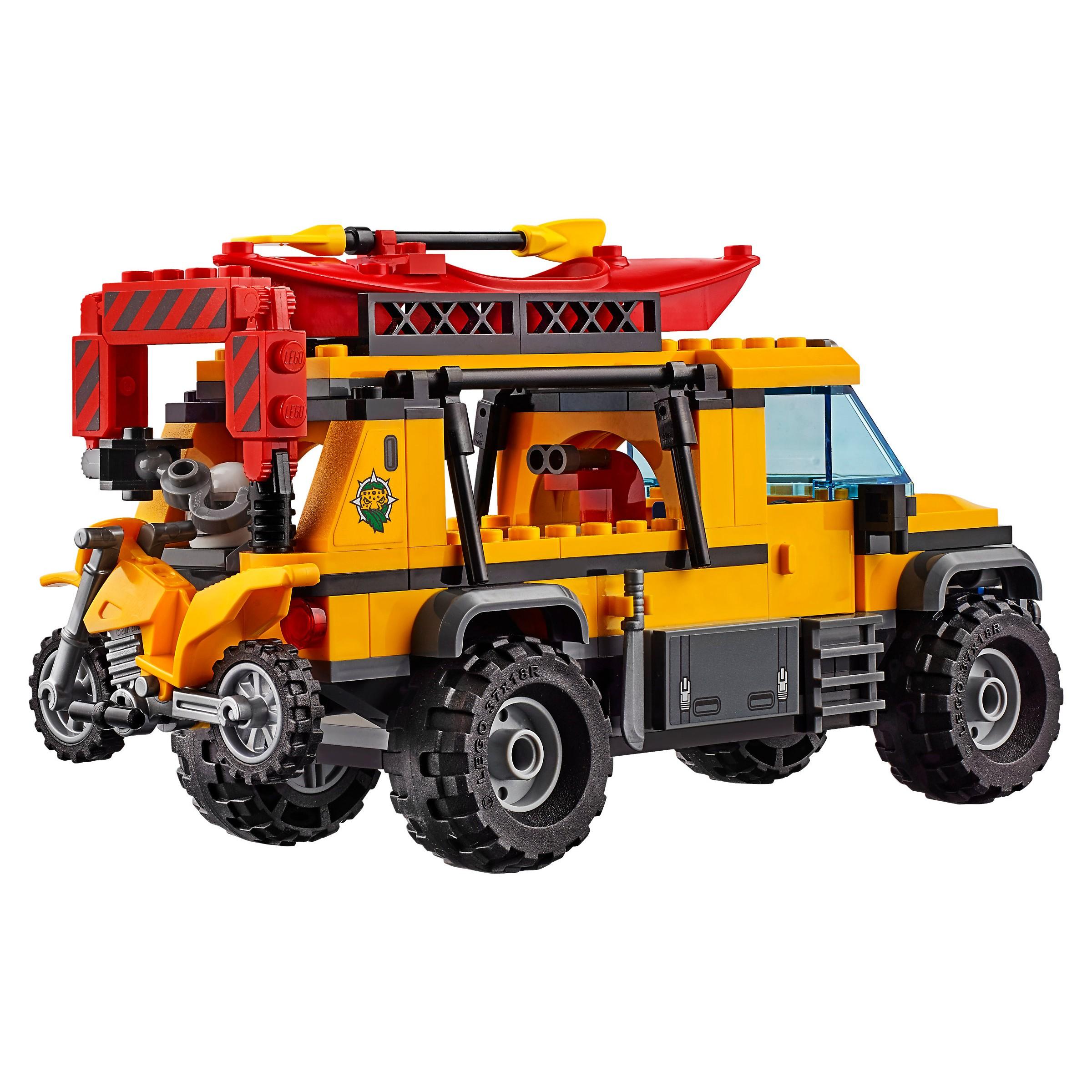 LEGO 60161 City Jungle Exploration Site at Hobby Warehouse