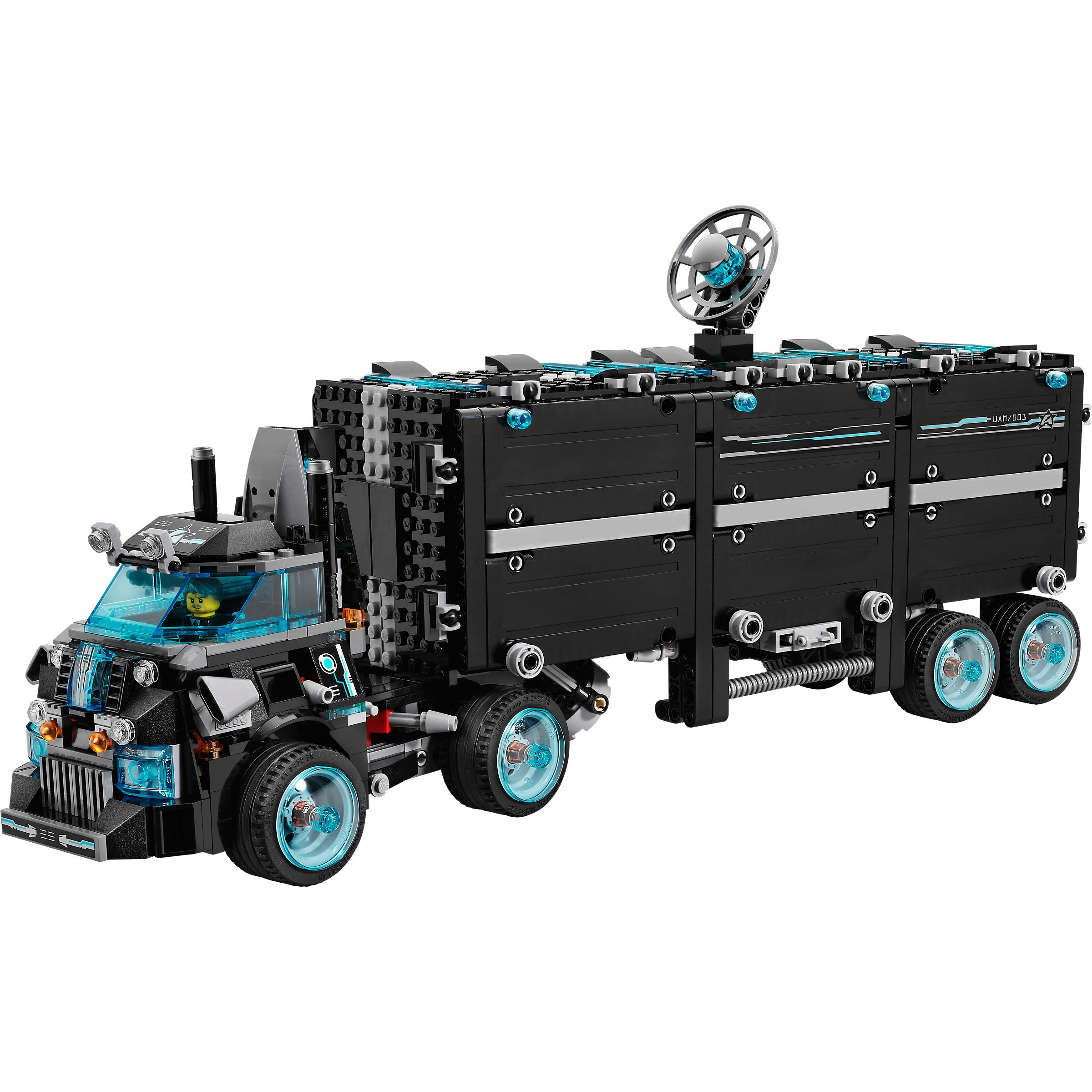Home   187  LEGO Toys   187  Ultra Agents   187  LEG-70165Lego Agents Mission 2