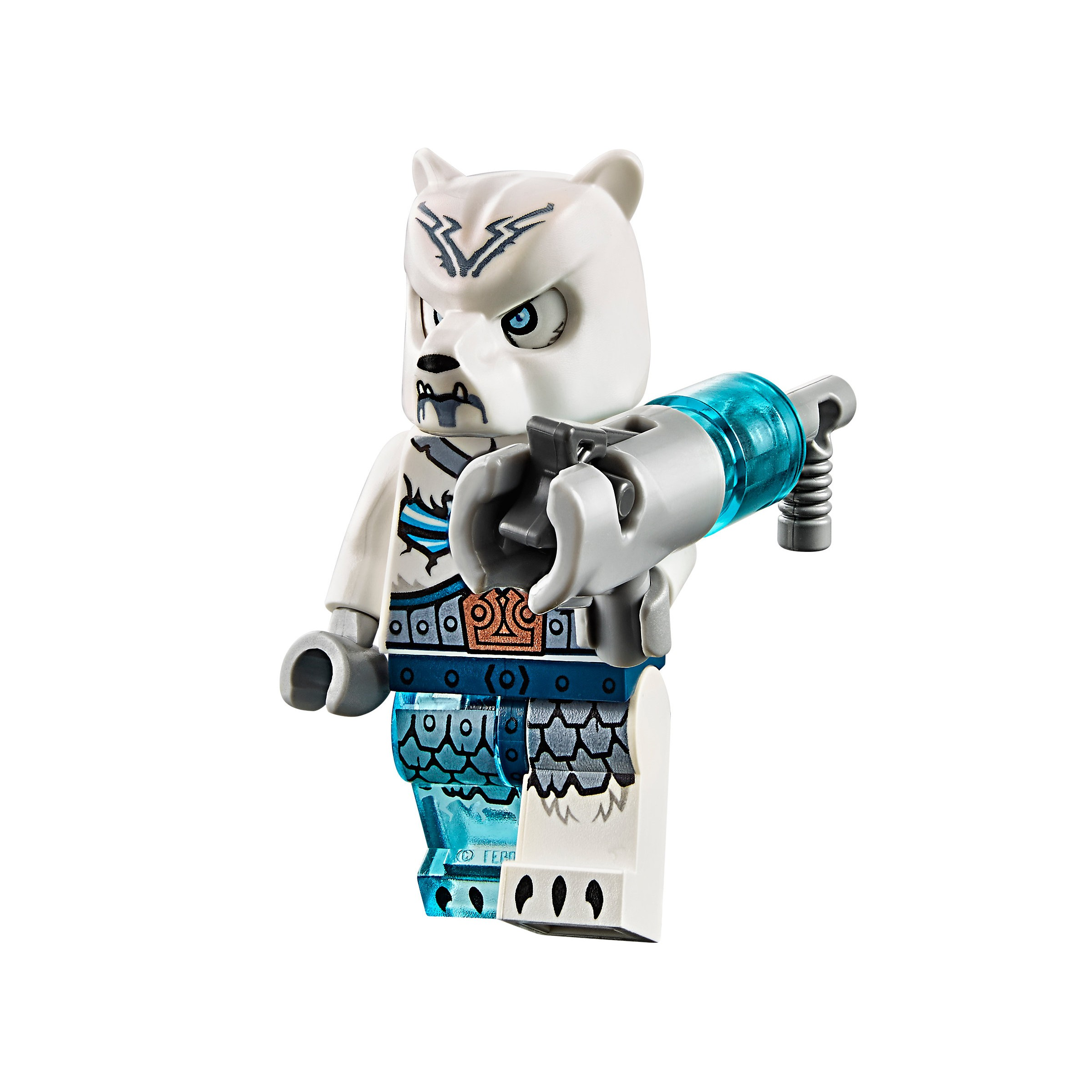 Lego 70230 Legends Of Chima Ice Bear Tribe Pack At Hobby