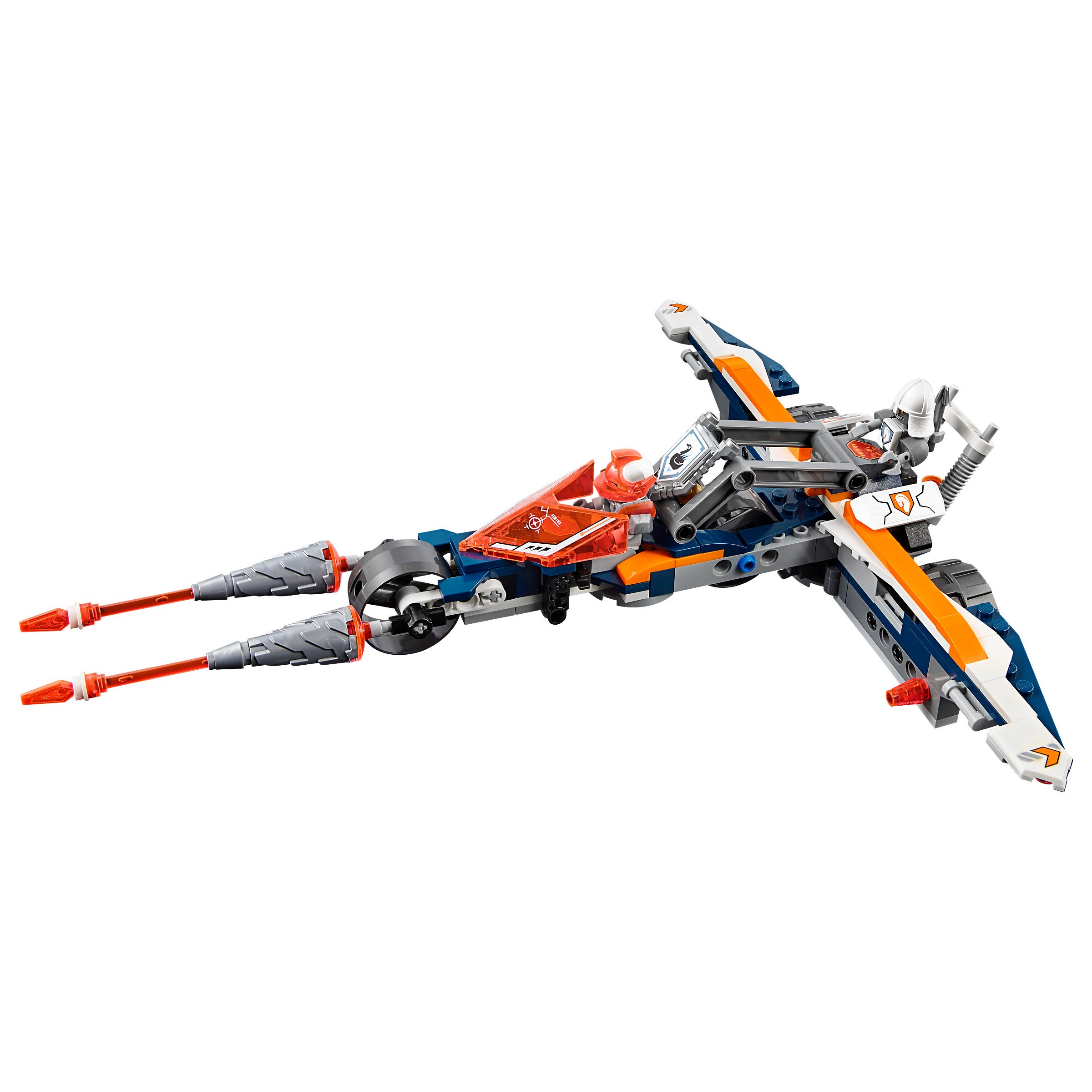 lego nexo knights battle suit clay instructions