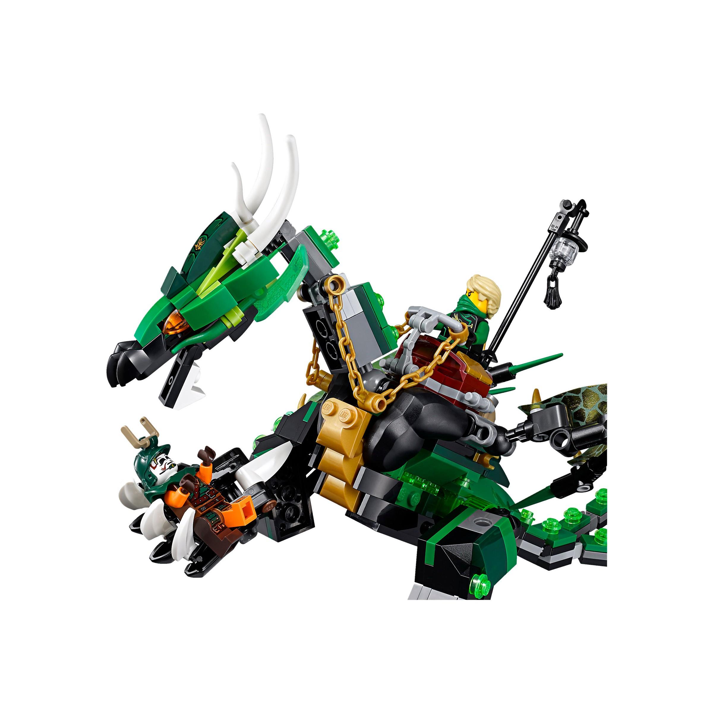 Lego 70593 Ninjago The Green Nrg Dragon At Hobby Warehouse