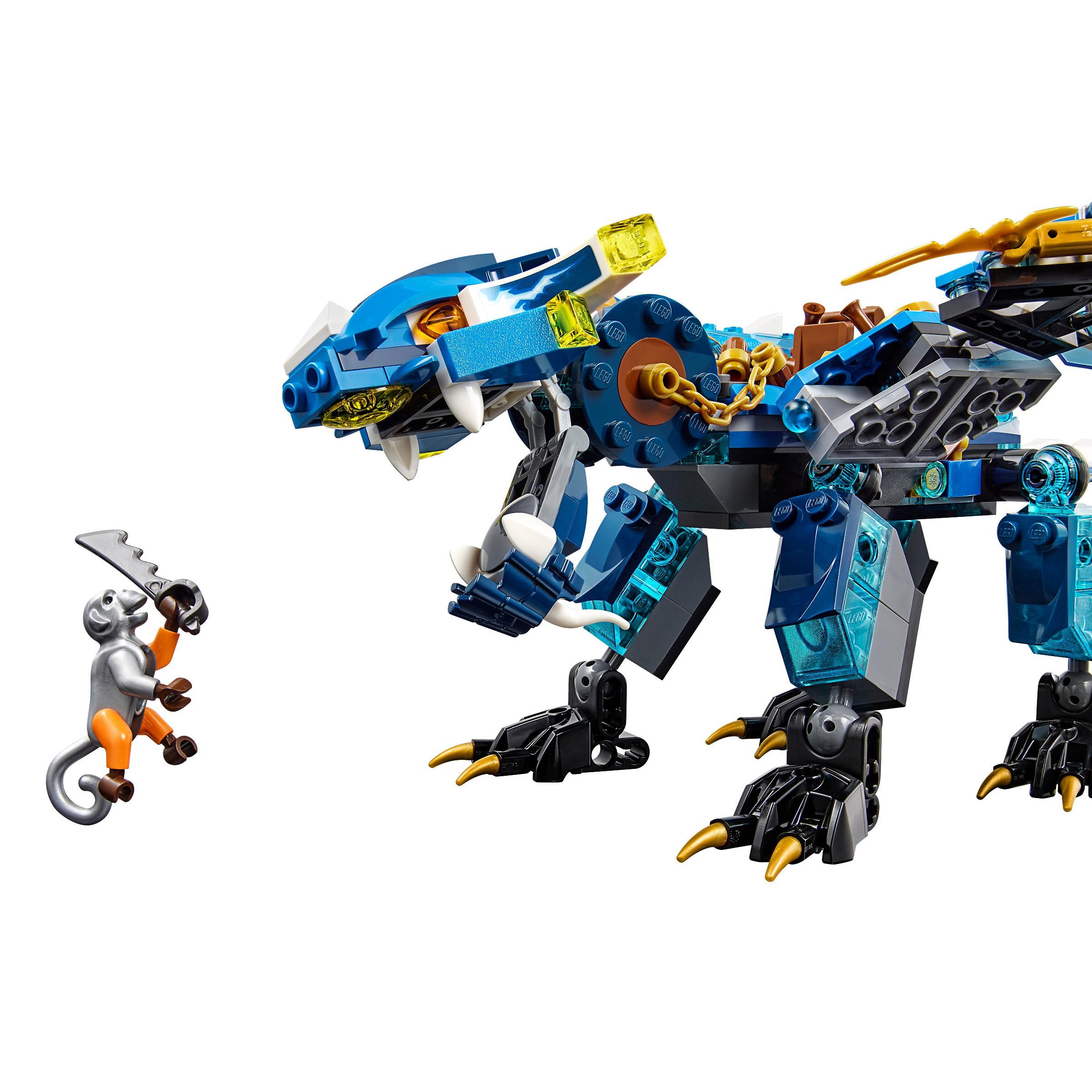 Lego 70602 ninjago jay 39 s elemental dragon at hobby warehouse - Lego ninjago d or ...
