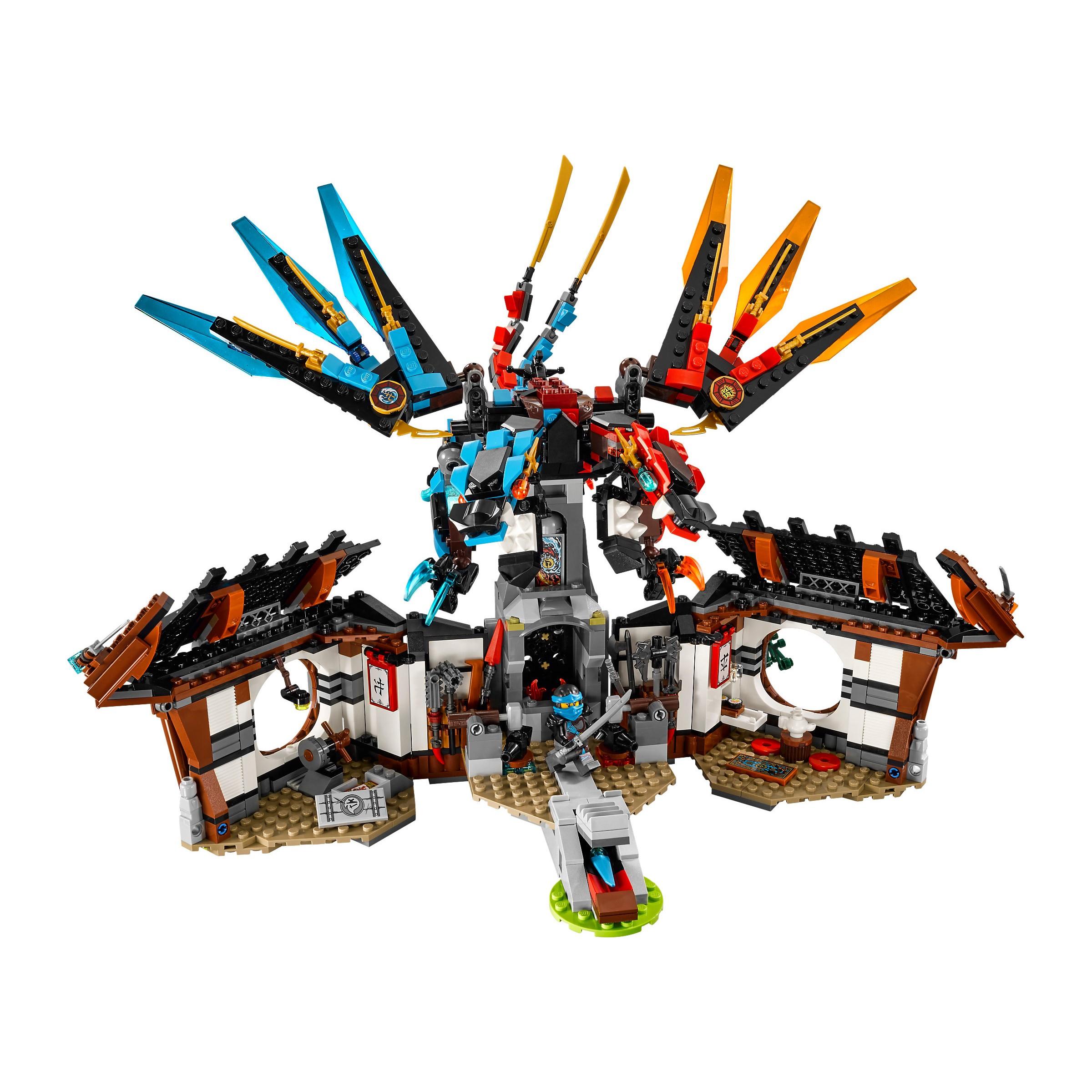 lego 70627 ninjago dragon 39 s forge at hobby warehouse. Black Bedroom Furniture Sets. Home Design Ideas