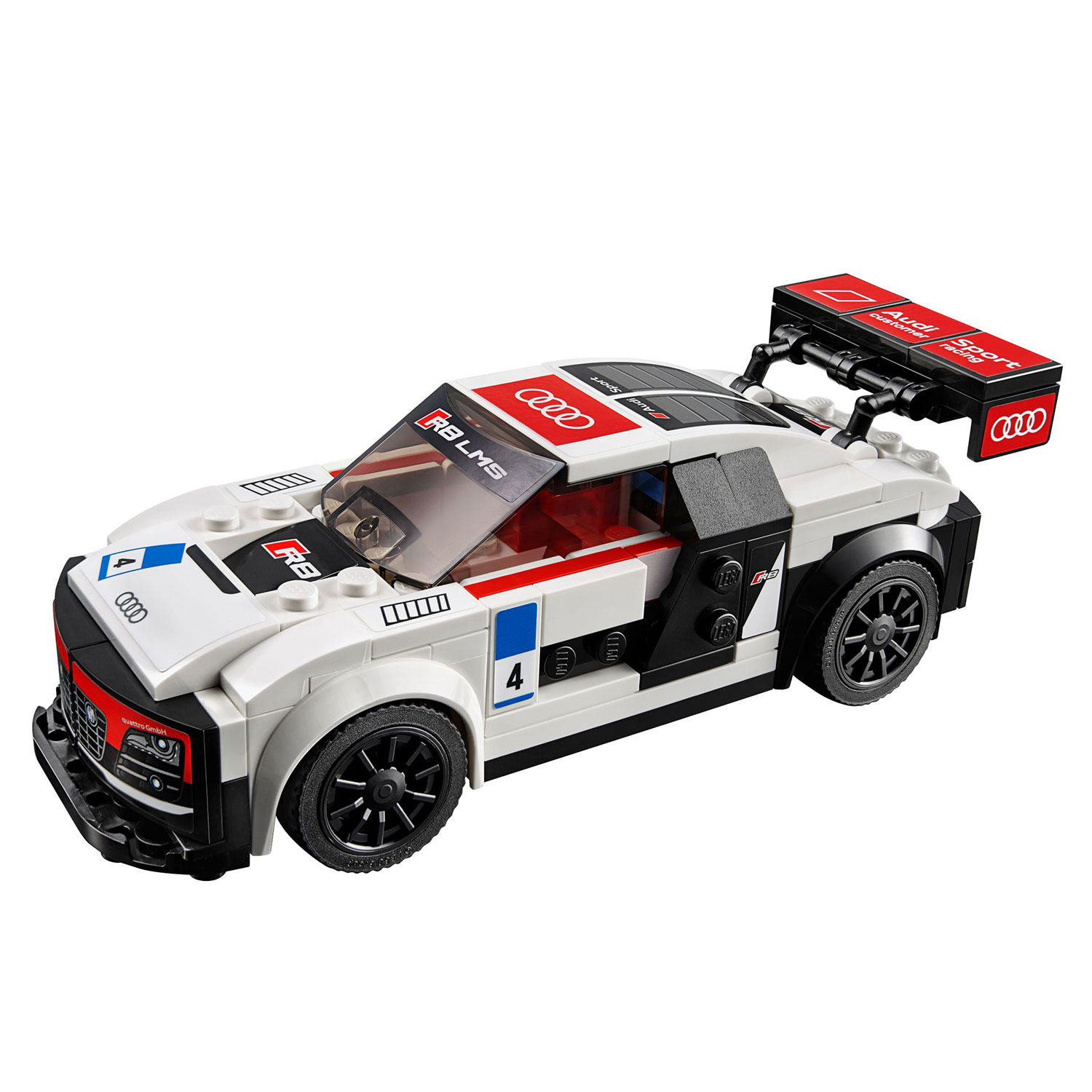 LEGO 75873 Speed Champions Audi R8 LMS Ultra At Hobby