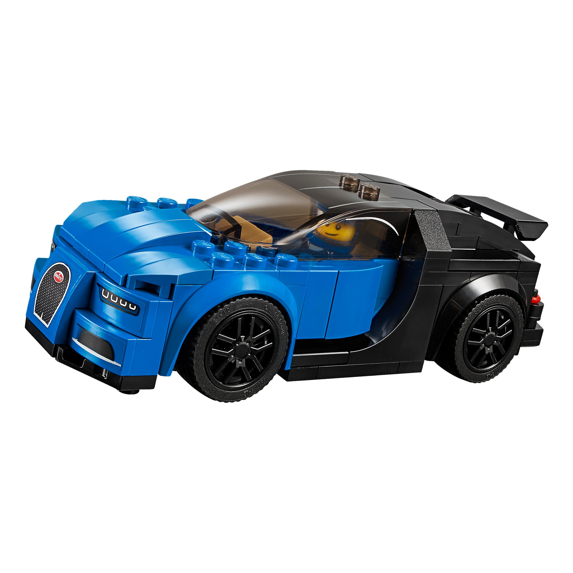 lego 75878 speed champions bugatti chiron at hobby warehouse. Black Bedroom Furniture Sets. Home Design Ideas