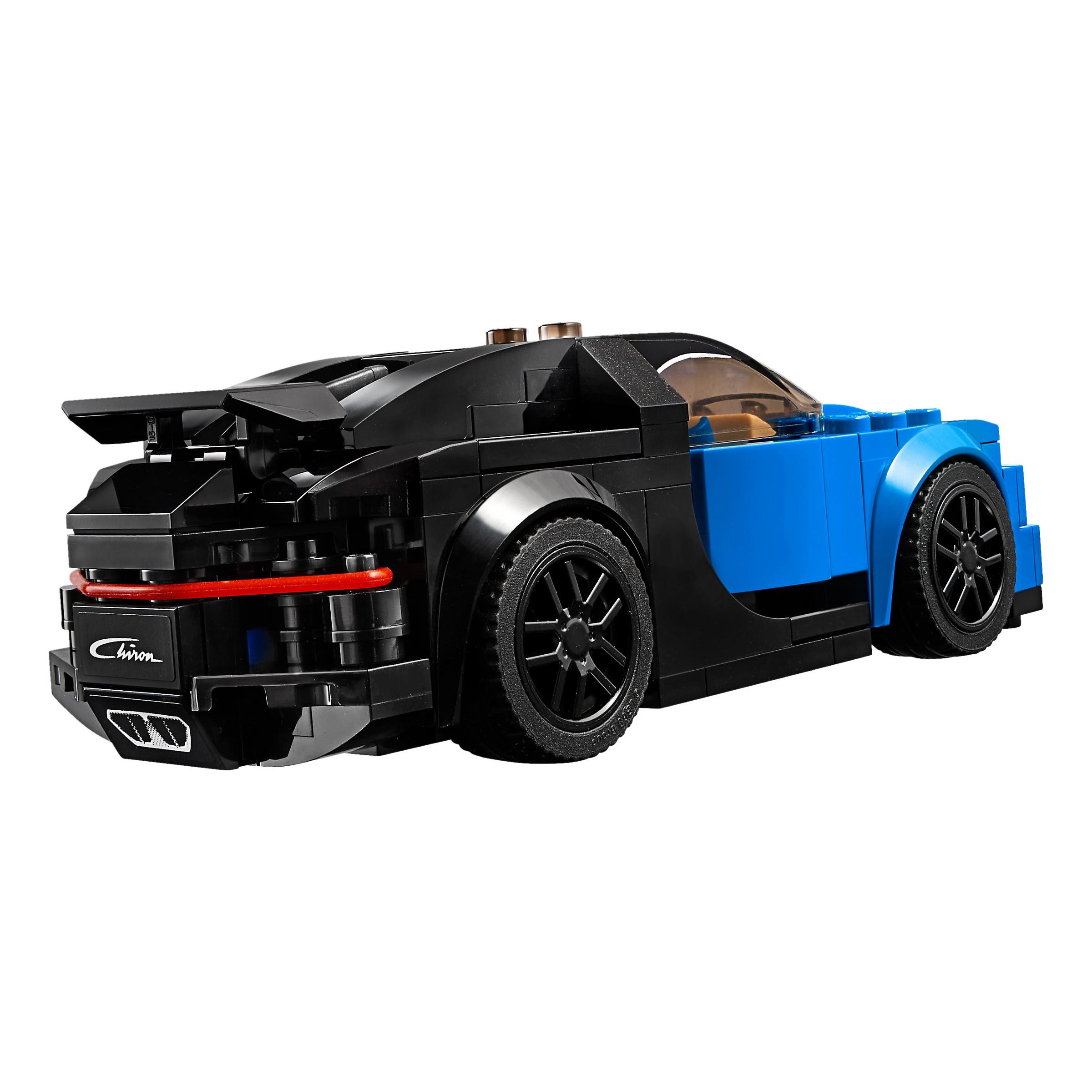 LEGO 75878 Speed Champions Bugatti Chiron at Hobby Warehouse