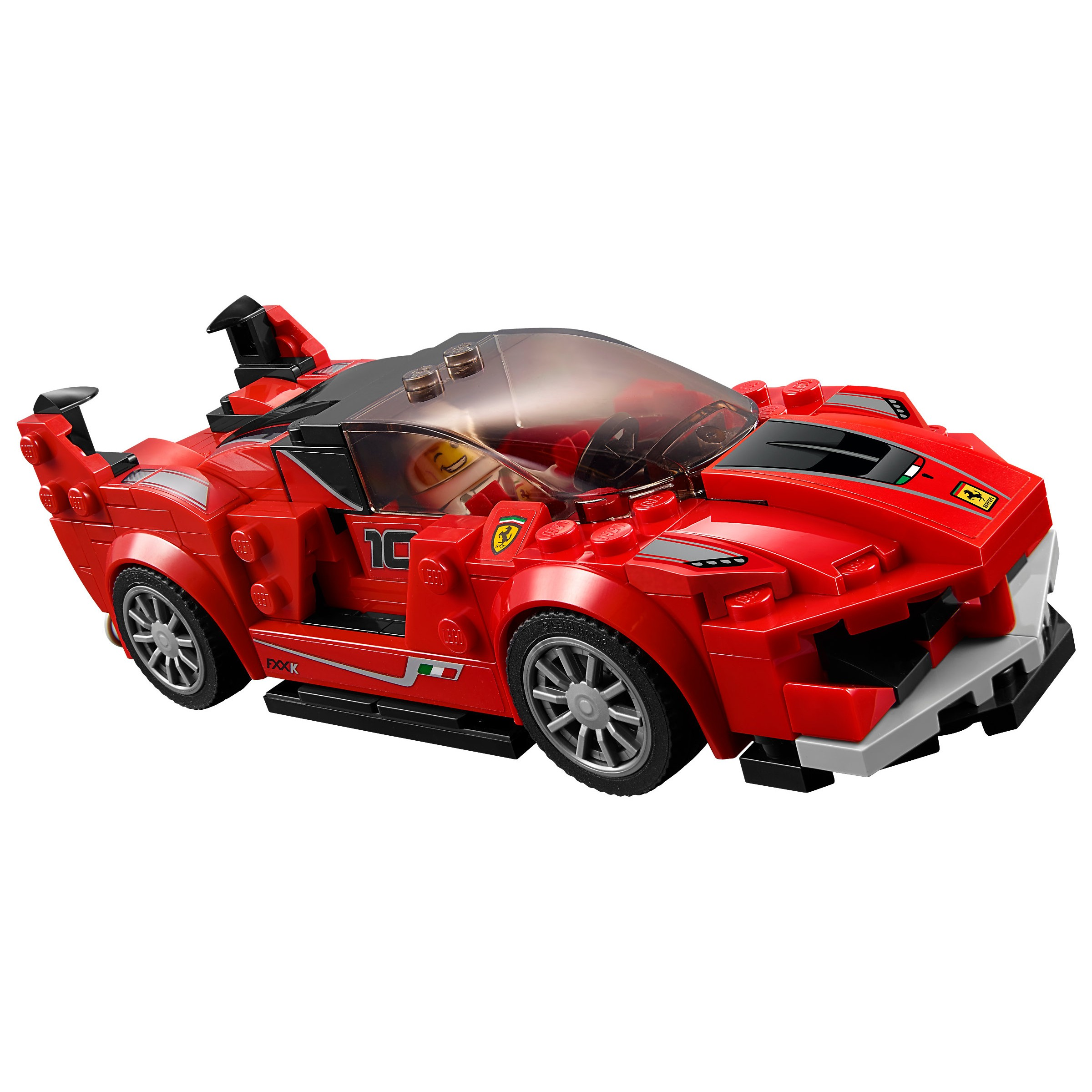 Ferrari Fxx: LEGO 75882 Speed Champions Ferrari FXX K & Development