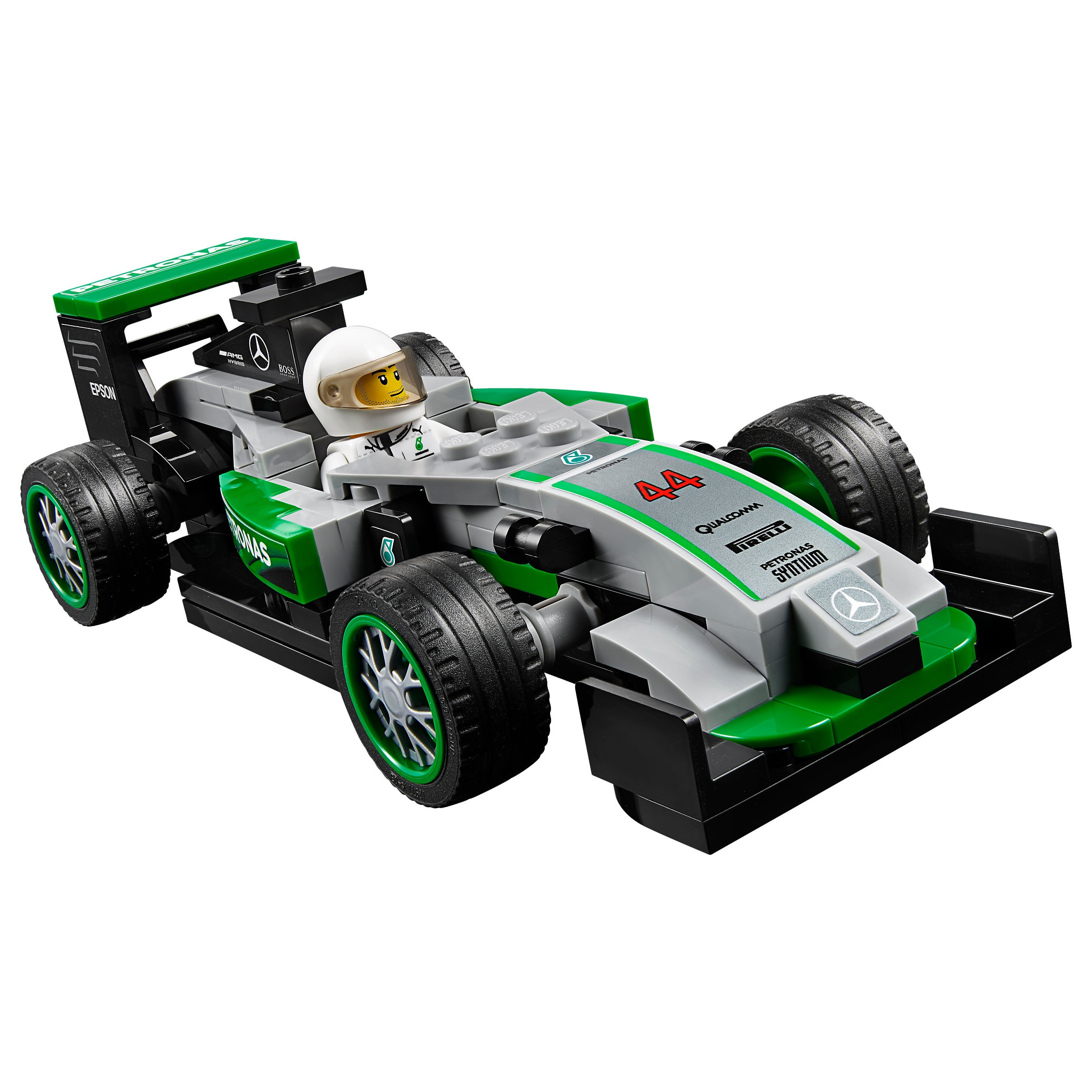 lego 75883 speed champions mercedes amg petronas formula. Black Bedroom Furniture Sets. Home Design Ideas
