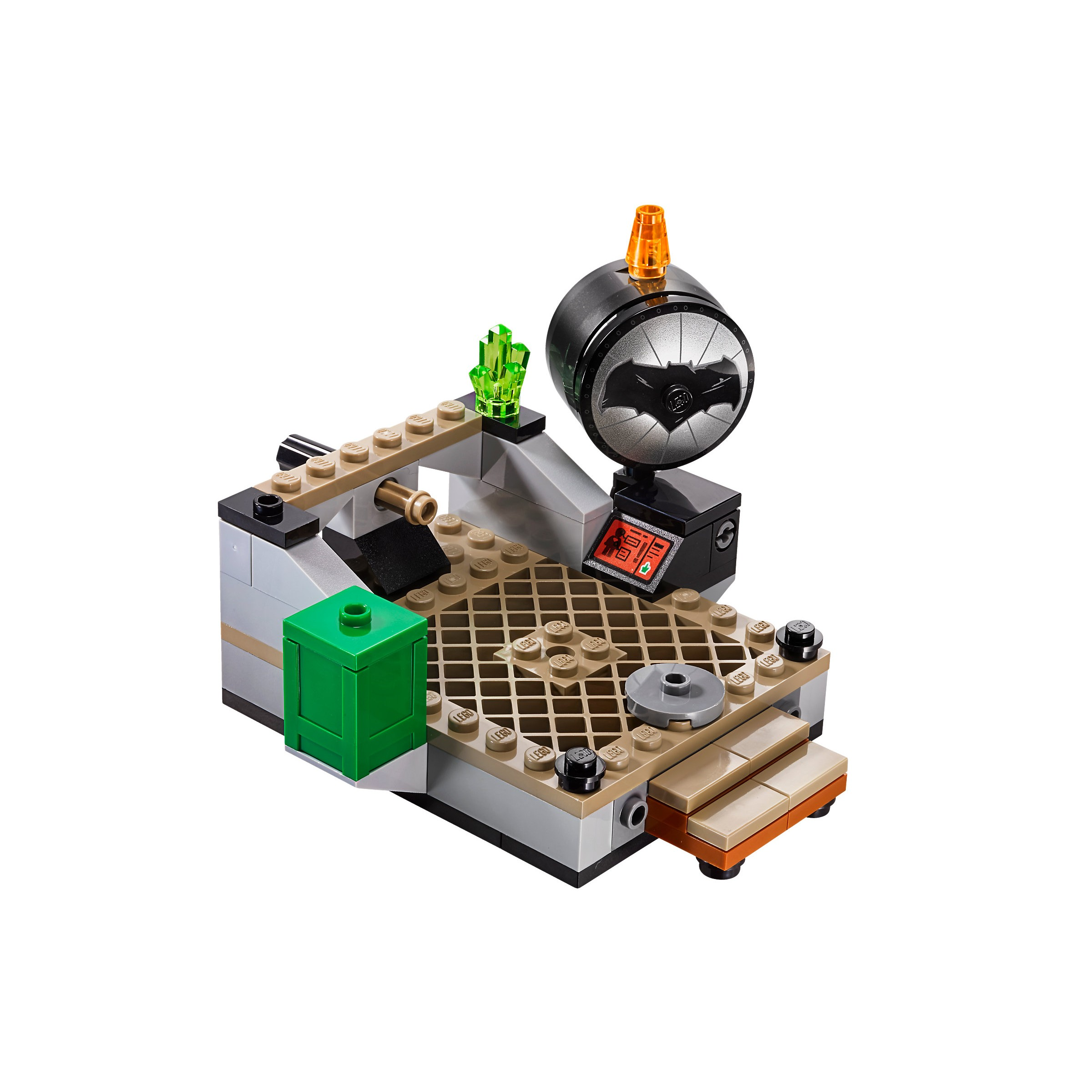 LEGO 76044 DC Comics Super Heroes Clash of the Heroes at ...