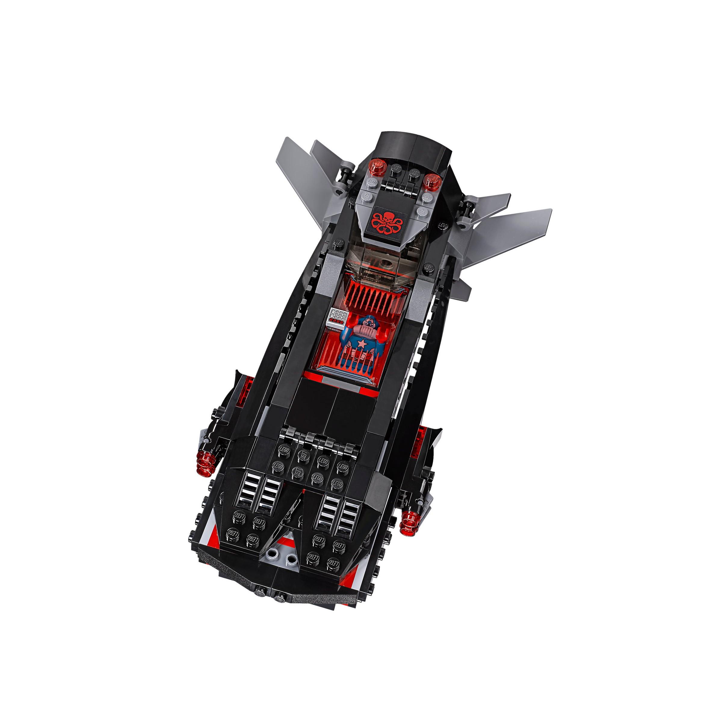 LEGO 76048 Marvel Super Heroes Iron Skull Sub Attack at ...