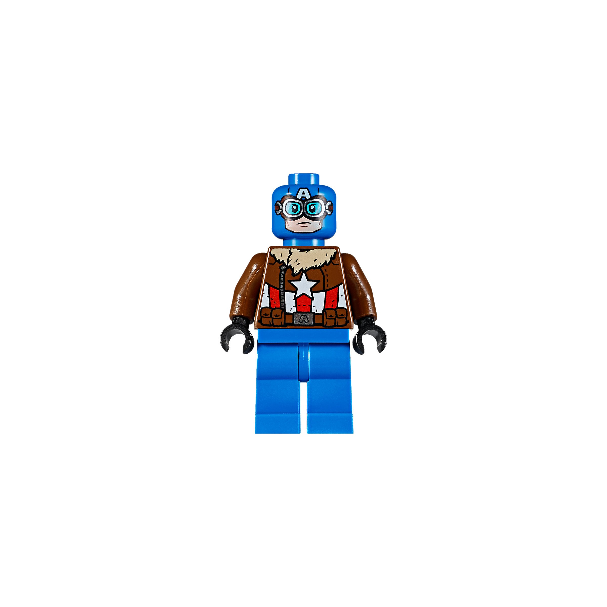 LEGO 76076 Marvel Super Heroes Captain America Jet Pursuit ...