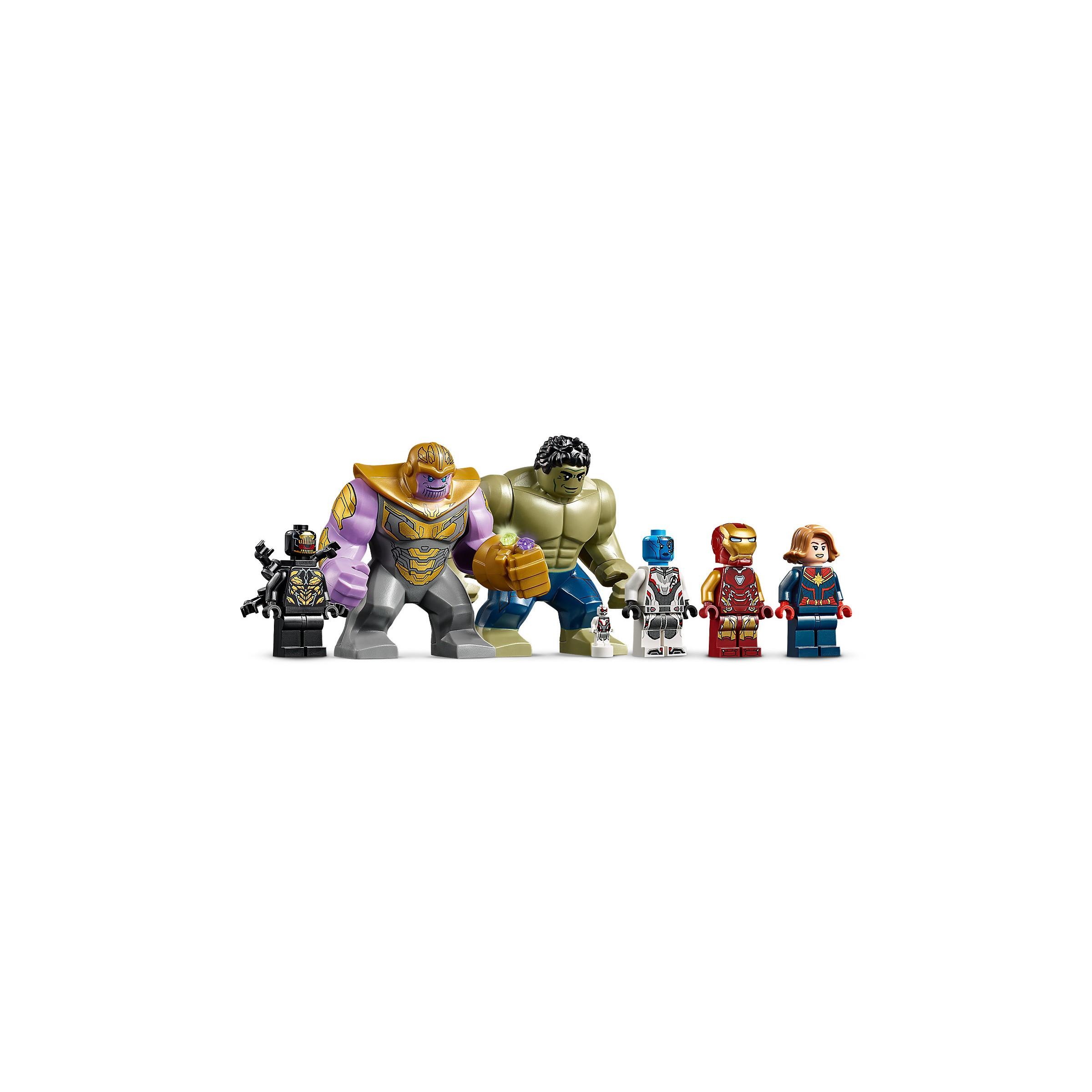 LEGO 76131 MARVEL AVENGERS ENDGAME ANTMAN MICROFIGURE minifigure compound battle