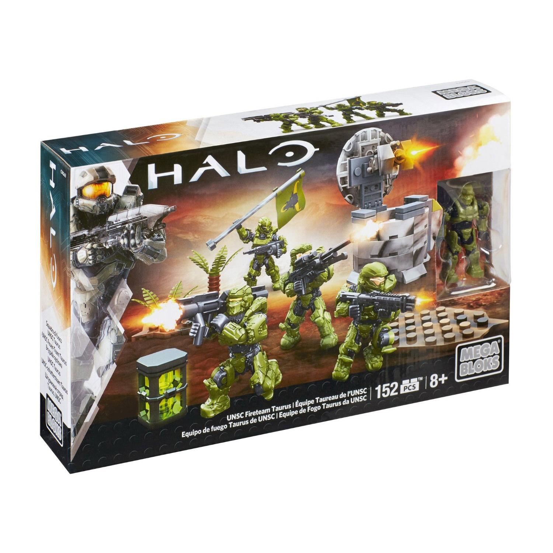 Mega Bloks Halo Unsc Fireteam Taurus At Hobby Warehouse