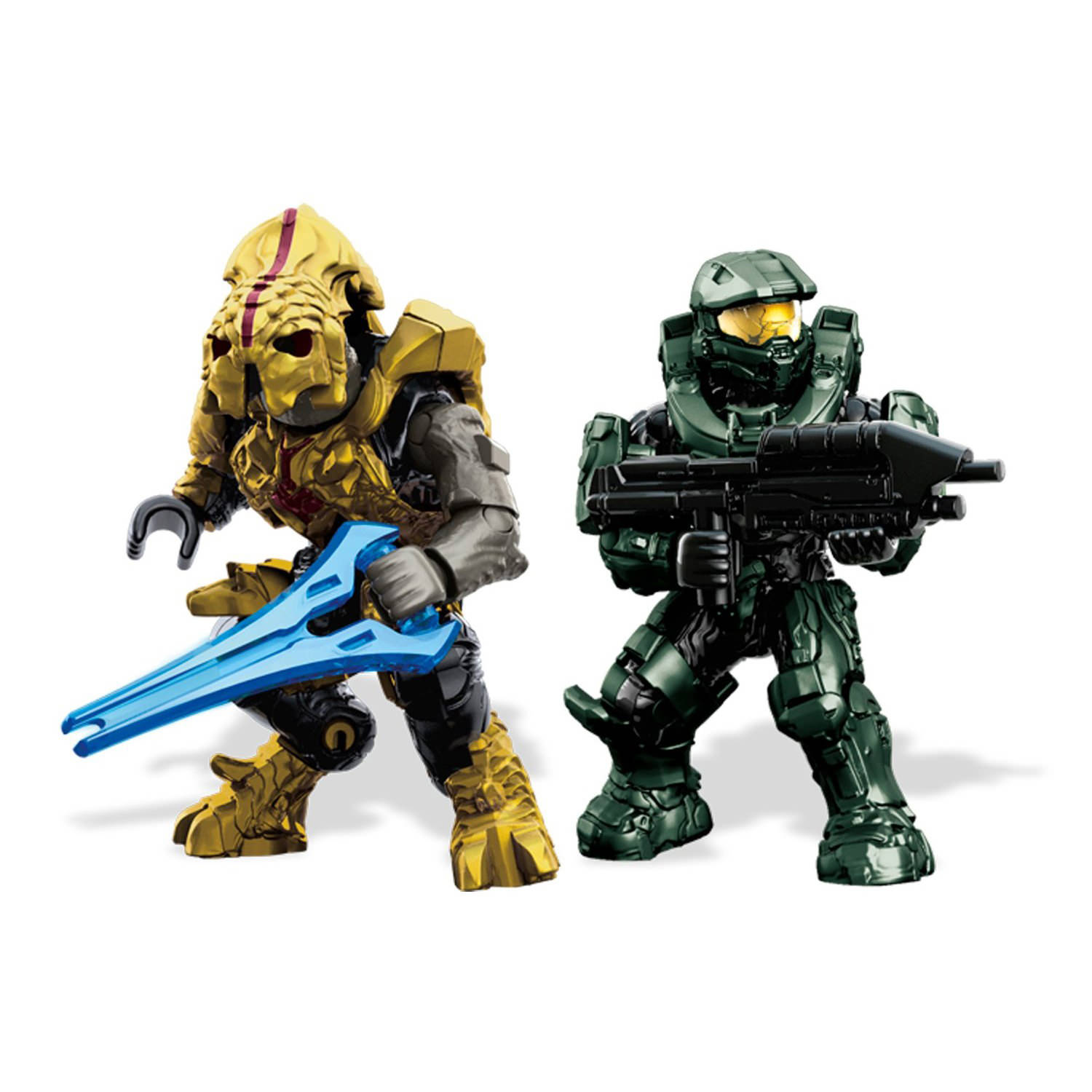 Mega Bloks Halo Unsc Attack Gausshog Building Set At Hobby