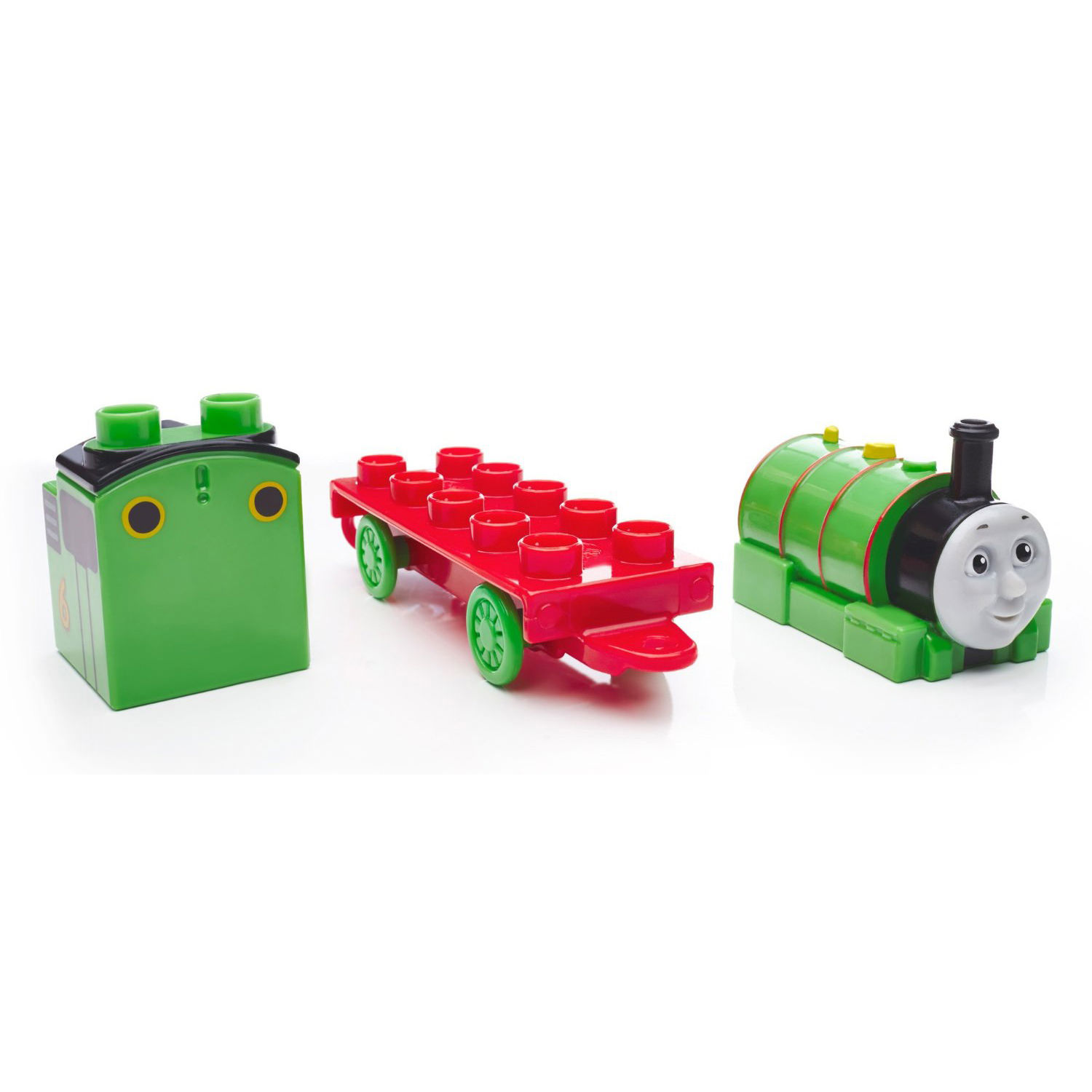 Mega Bloks Thomas Amp Friends Percy Buildable Engine At