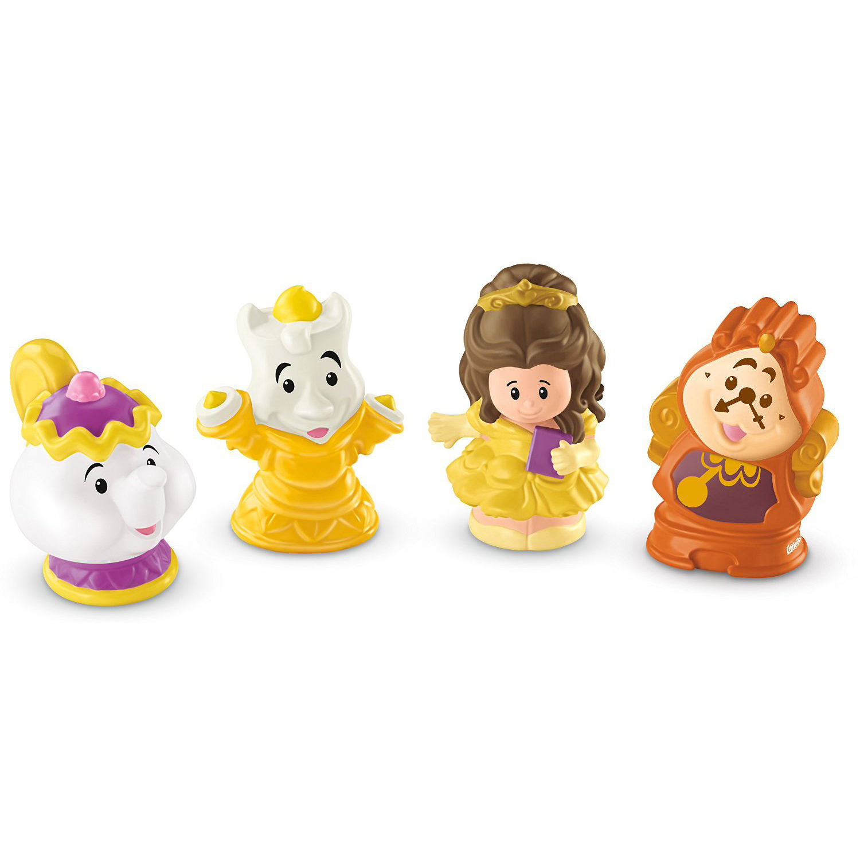 Fisher Price Little People Disney Princess Belle Amp Friends