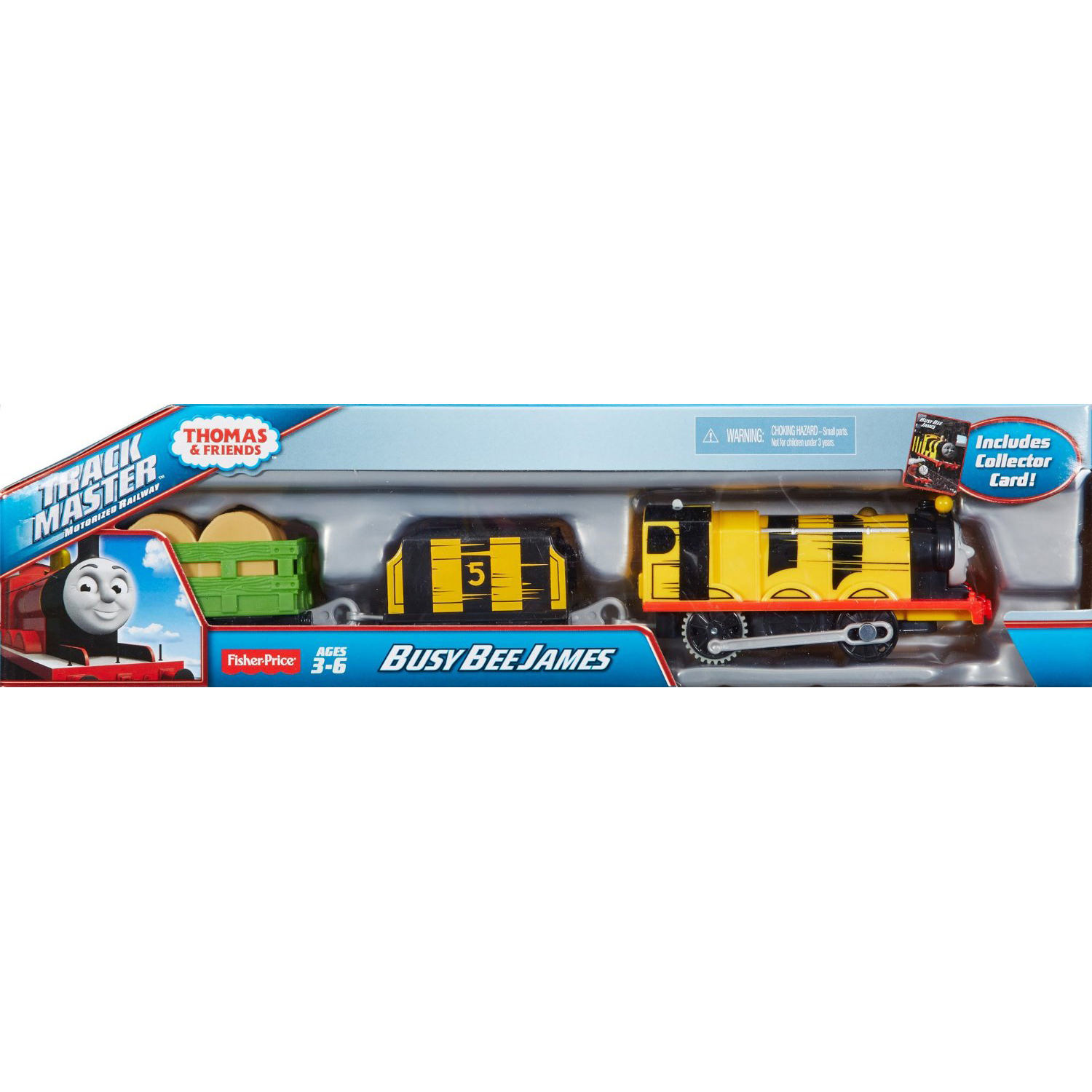 Fisher Price Thomas Amp Friends Trackmaster Busy Bee James