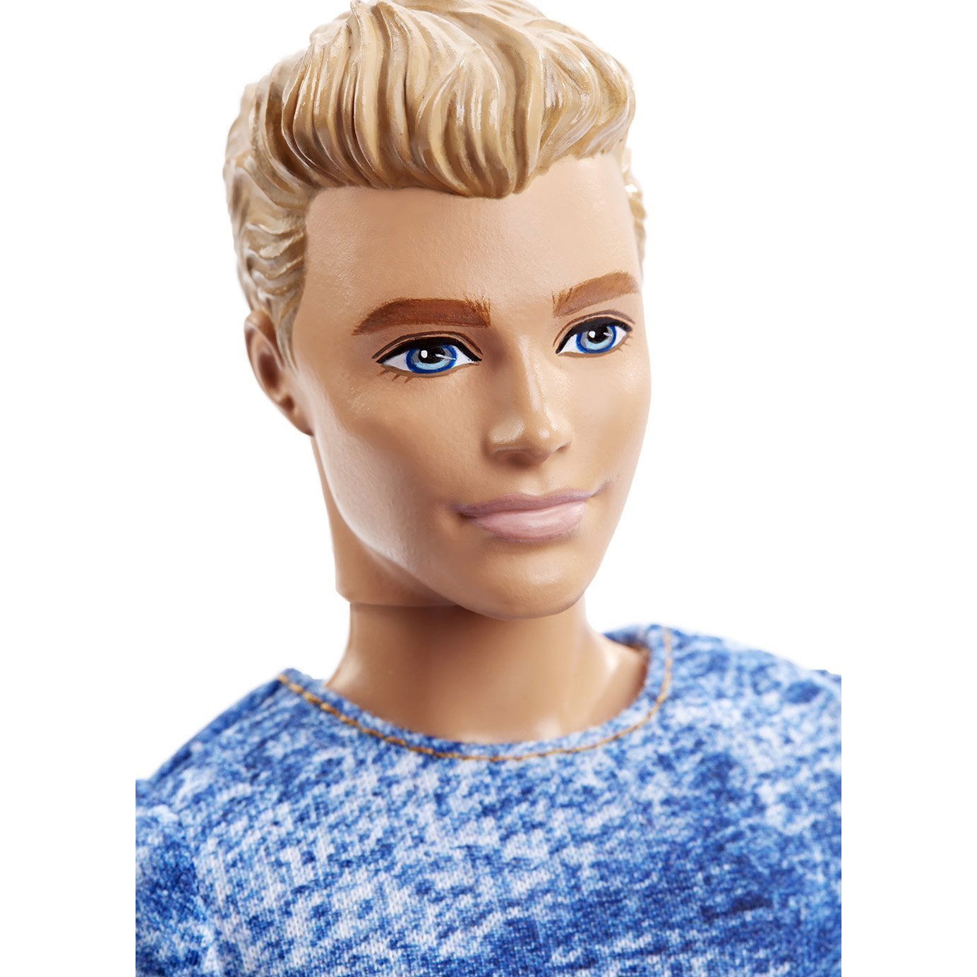 Color Tool Barbie Fashionistas Ken Doll At Hobby Warehouse