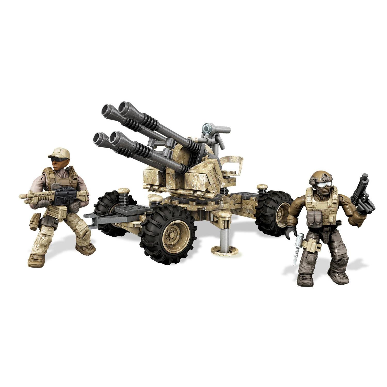 Mega Bloks Call Of Duty Anti Aircraft Vehicle At Hobby