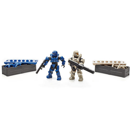 Mega Bloks Halo Spartan Armor Customizer Pack At Hobby