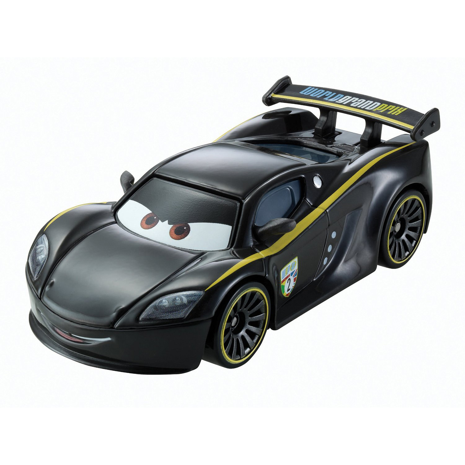 Pixar Cars 1:55 Scale Diecast Character