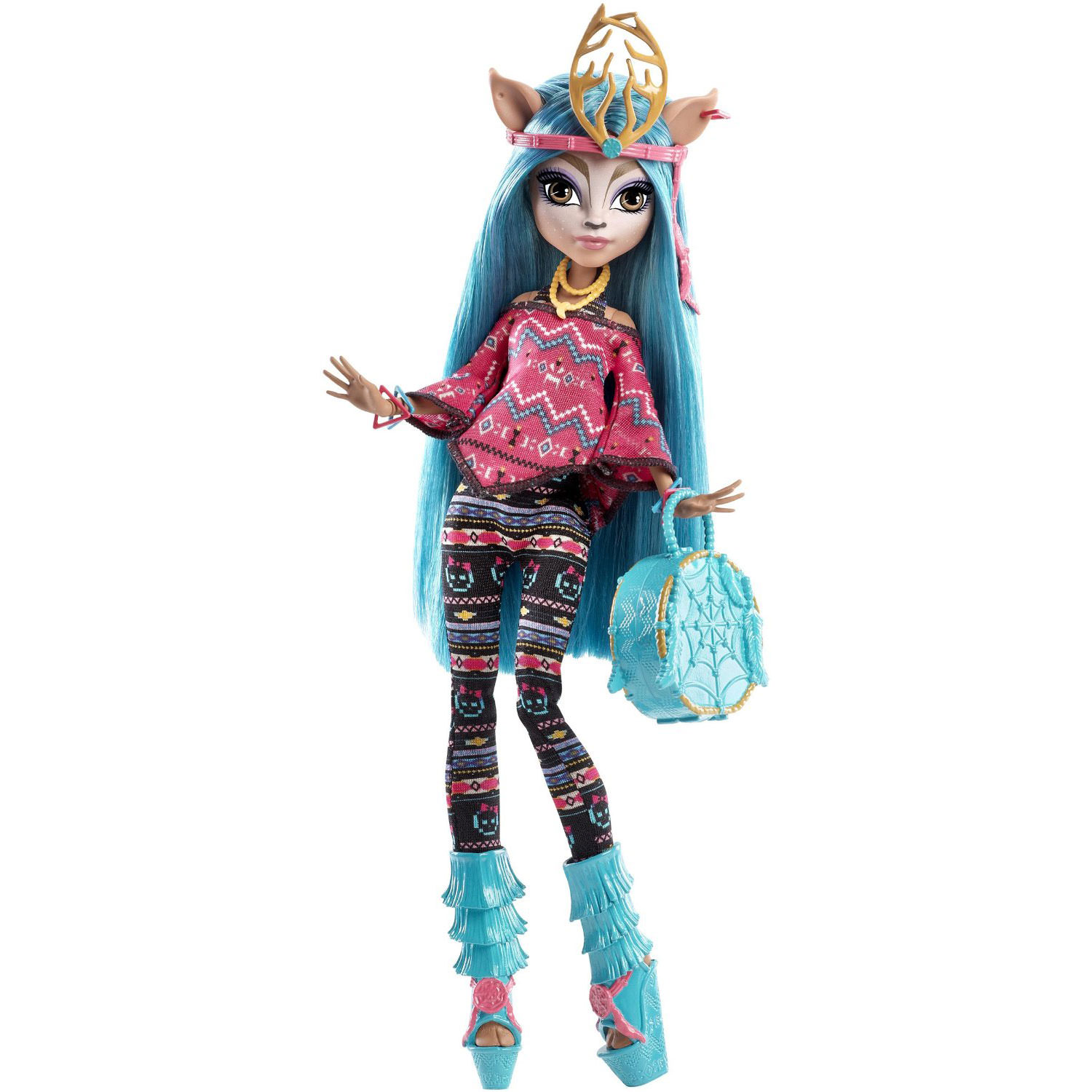 monster high brand boo students isi dawndancer doll at hobby warehouse. Black Bedroom Furniture Sets. Home Design Ideas
