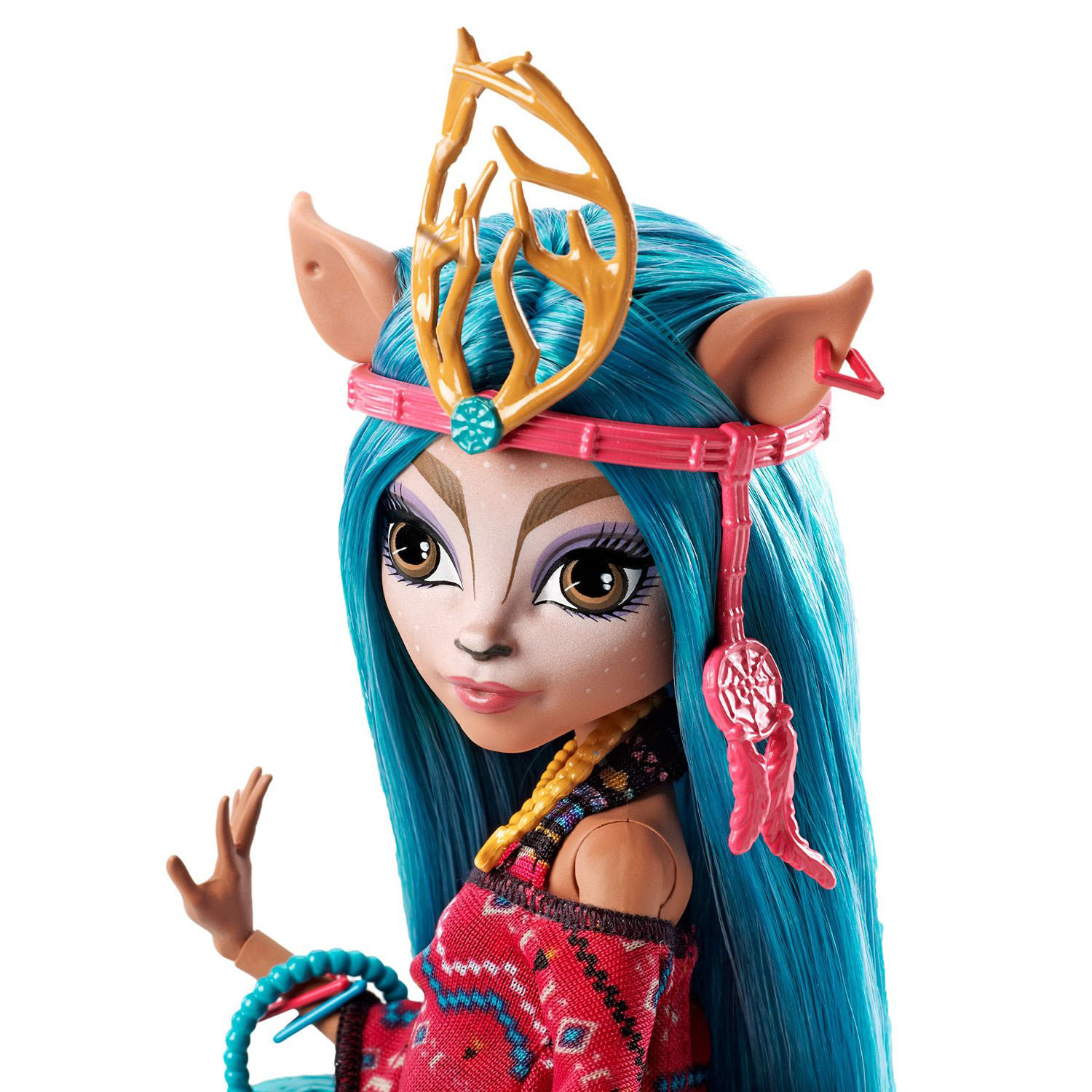 Monster High Brand Boo Students Isi Dawndancer Doll At