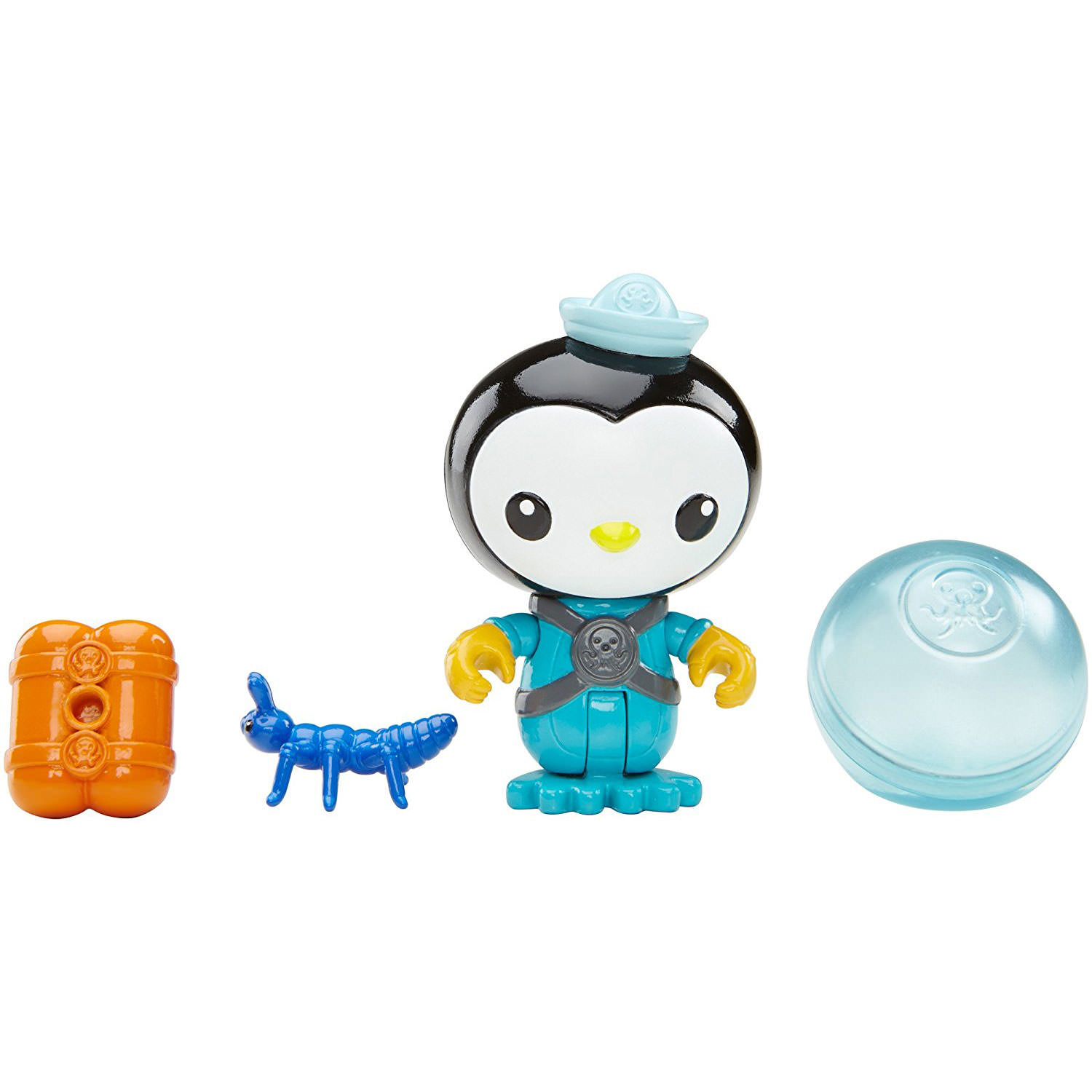 Fisher-Price Octonauts Peso & the - 110.9KB