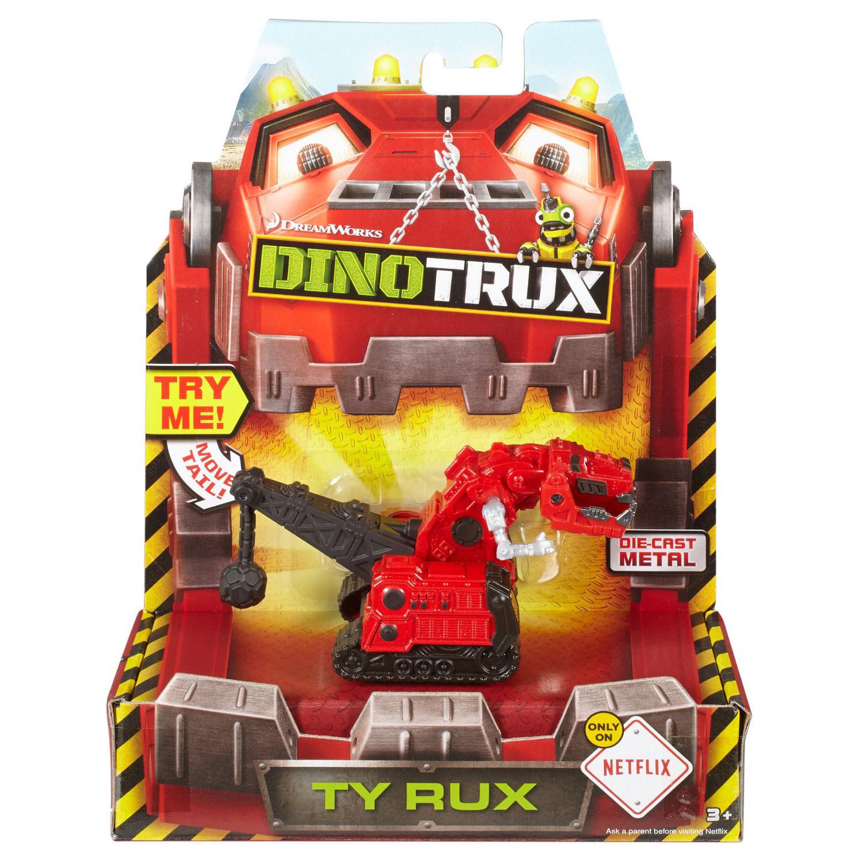 Dreamworks Dinotrux Ty Rux At Hobby Warehouse