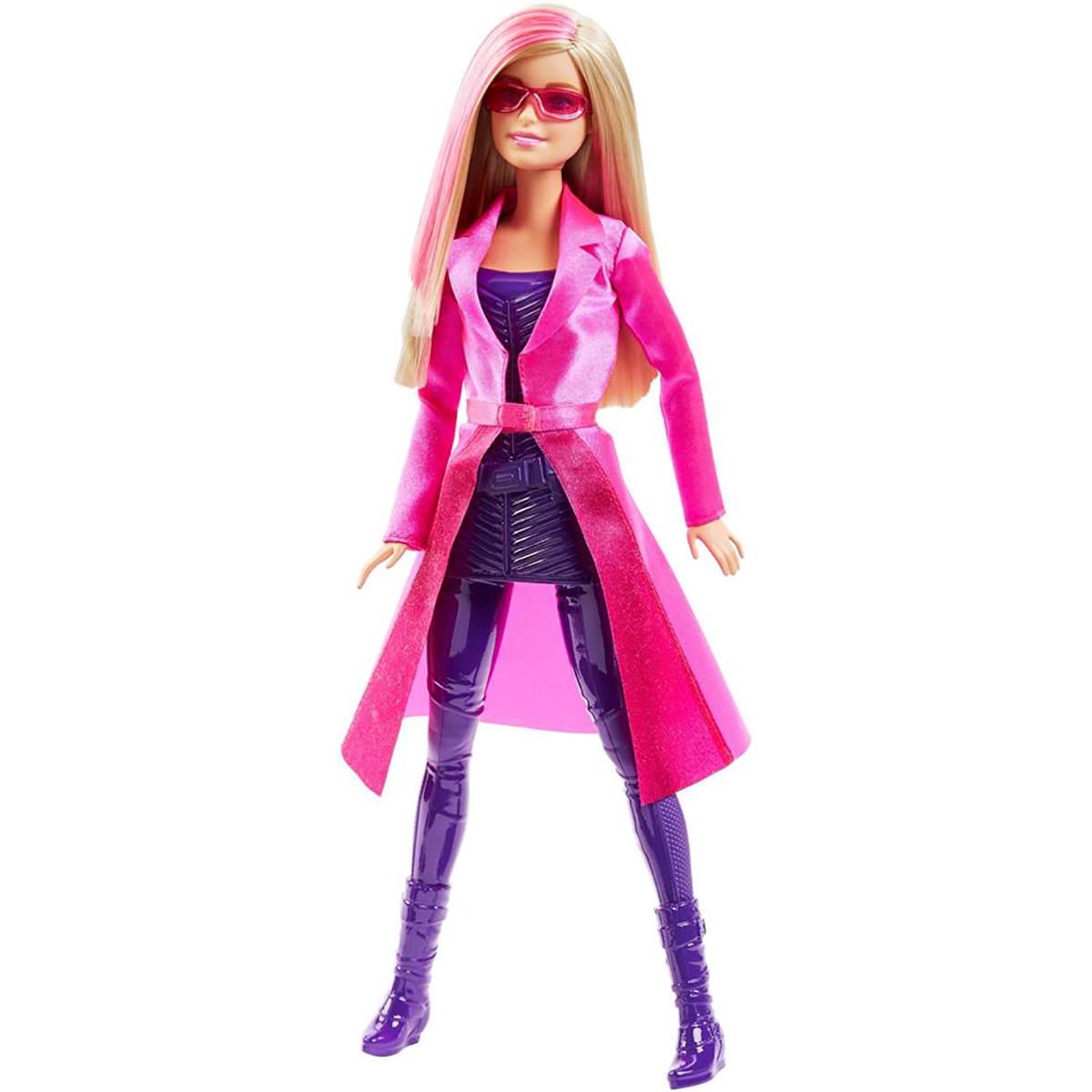 barbie spy squad secret agent barbie at hobby warehouse. Black Bedroom Furniture Sets. Home Design Ideas