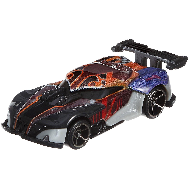 Hot Wheels Star Wars Rebels Sabine Wren Character Car At
