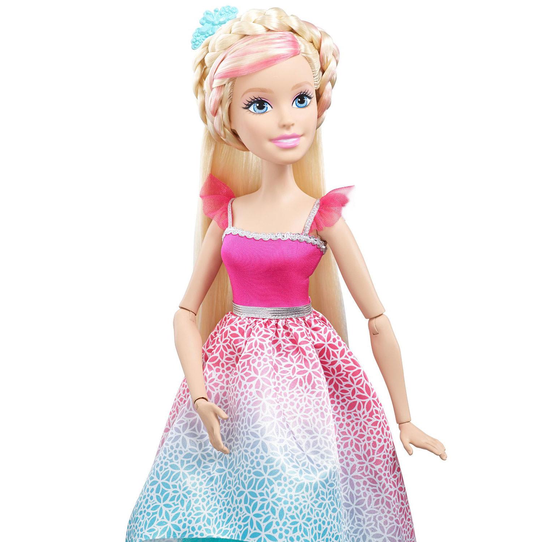 Barbie endless hair kingdom 17 princess doll blonde - Barbi princesse ...