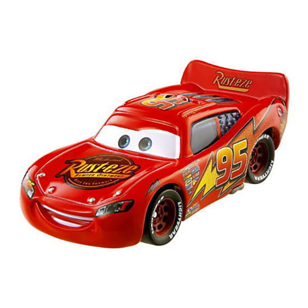 pixar cars 1 55 scale diecast character flash lightning mcqueen at hobby warehouse. Black Bedroom Furniture Sets. Home Design Ideas