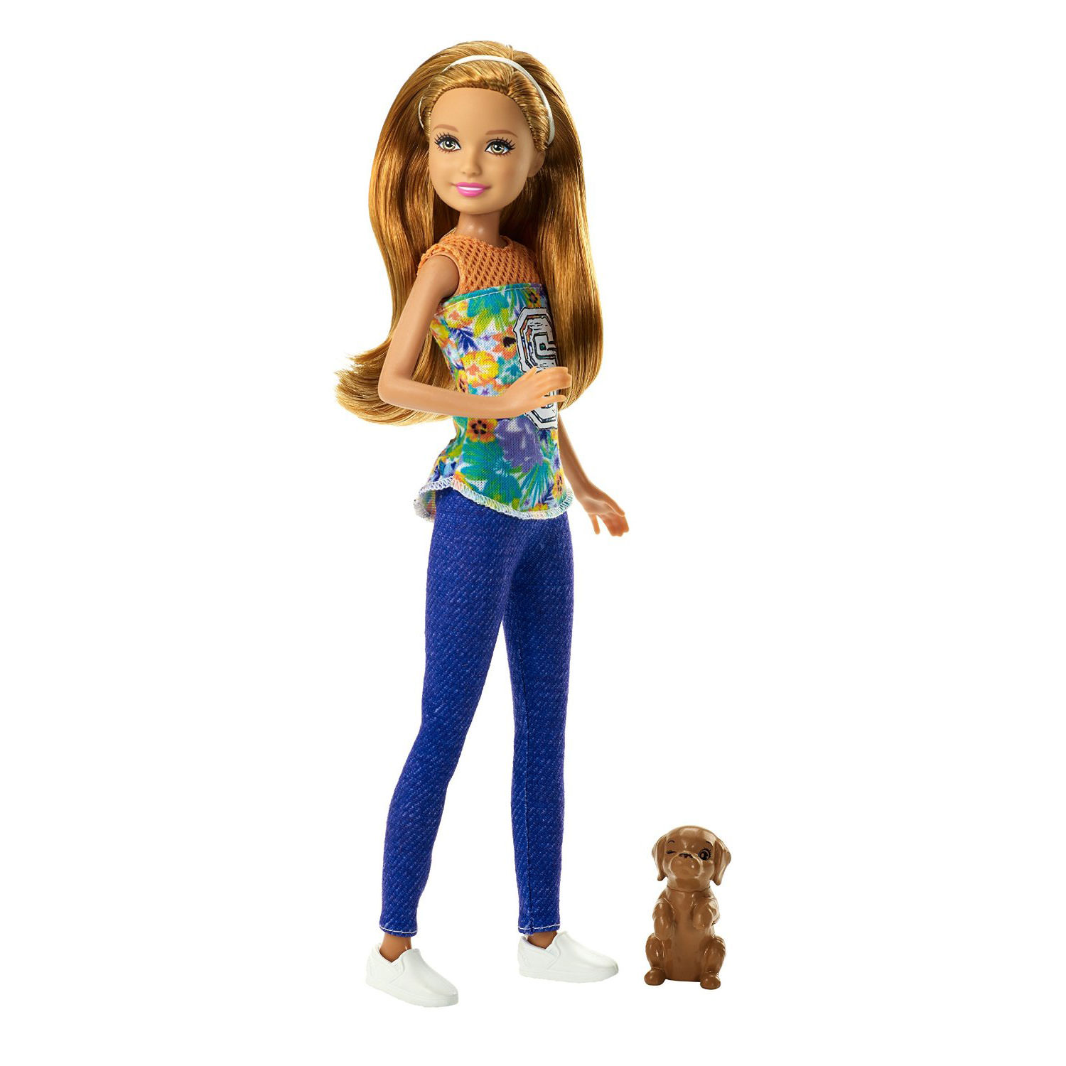 Barbie Amp Her Sisters In A Puppy Chase Stacie Doll At