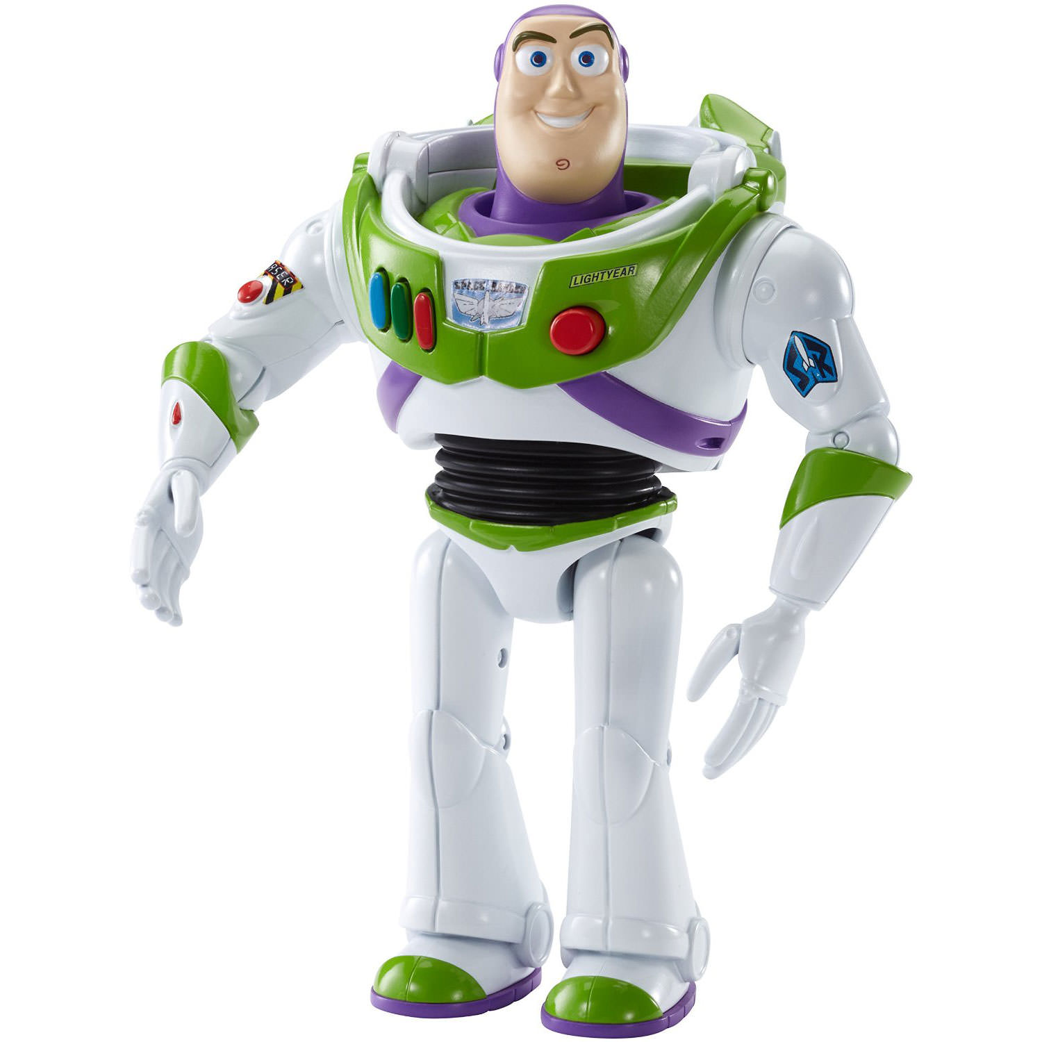 Toy Story Figures : Disney pixar toy story quot talking figure buzz lightyear