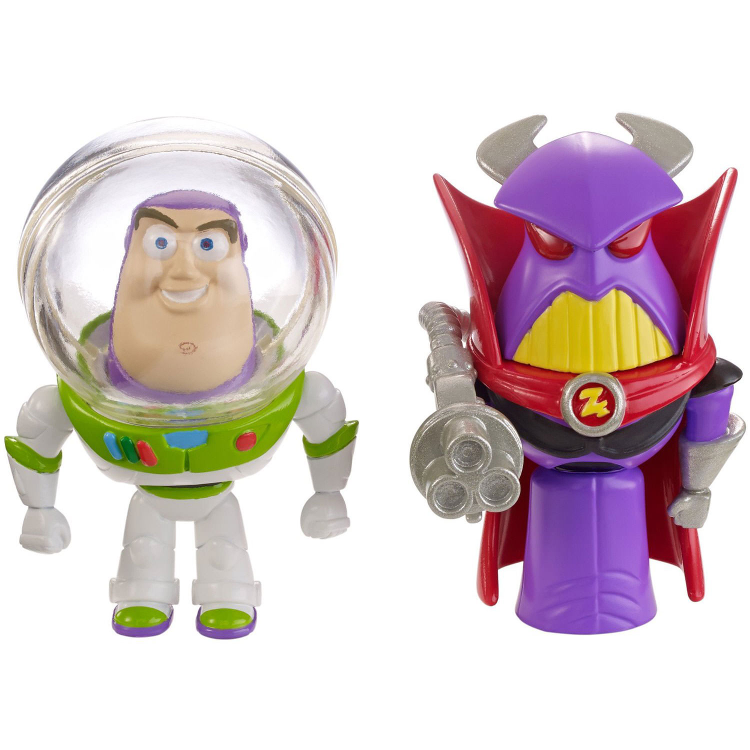 Toy Story Figures : Disney pixar toy story quot figure buzz zurg pack at