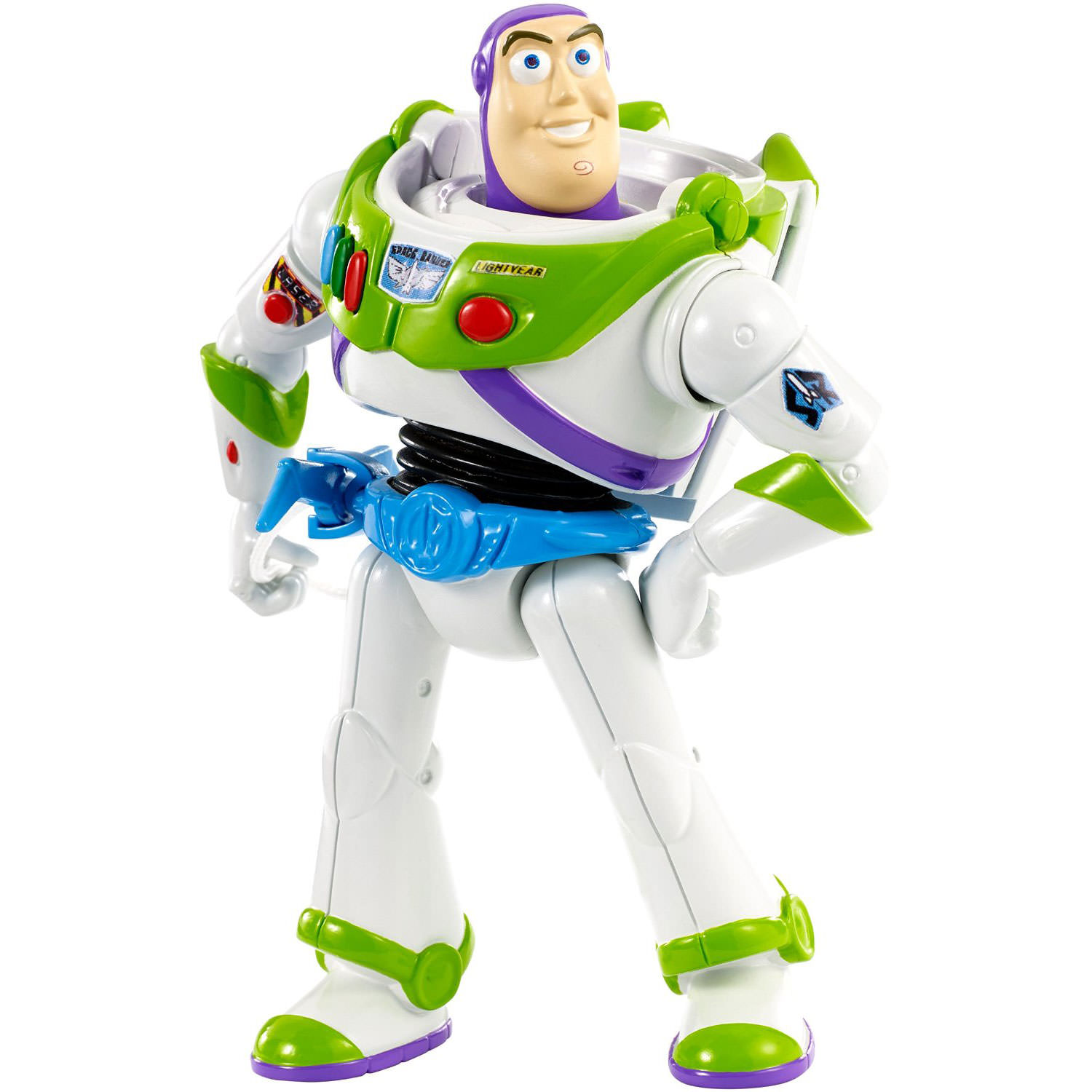 Toy Story 4 Toys : Disney pixar toy story quot figure buzz with belt
