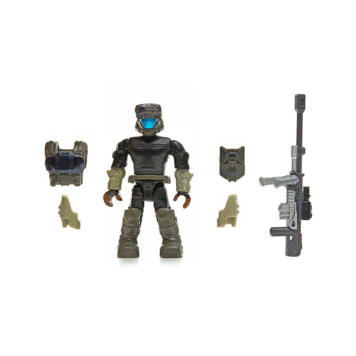 Mega Bloks Halo Heroes Romeo Odst At Hobby Warehouse