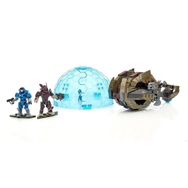 Mega Bloks Halo Brute Chopper Raid At Hobby Warehouse