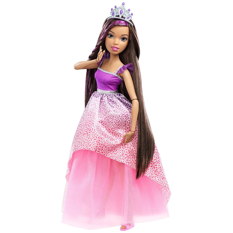 Barbie Endless Hair Kingdom 17 Quot Princess Doll Brunette