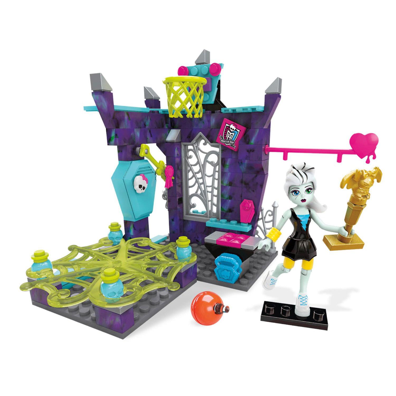 Mega Bloks Monster High Physical Deaducation At Hobby
