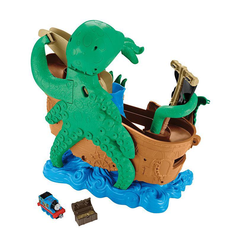 Fisher Price Imaginext Shark Bite Pirate Ship - Best