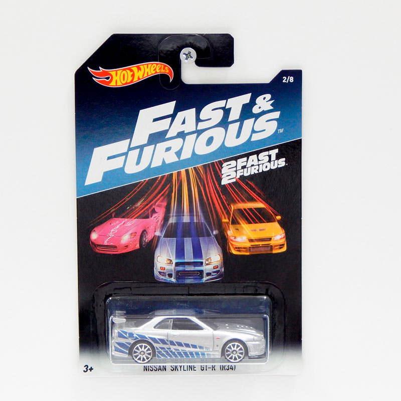 Hot Wheels Fast & Furious Series 2 Fast 2 Furious