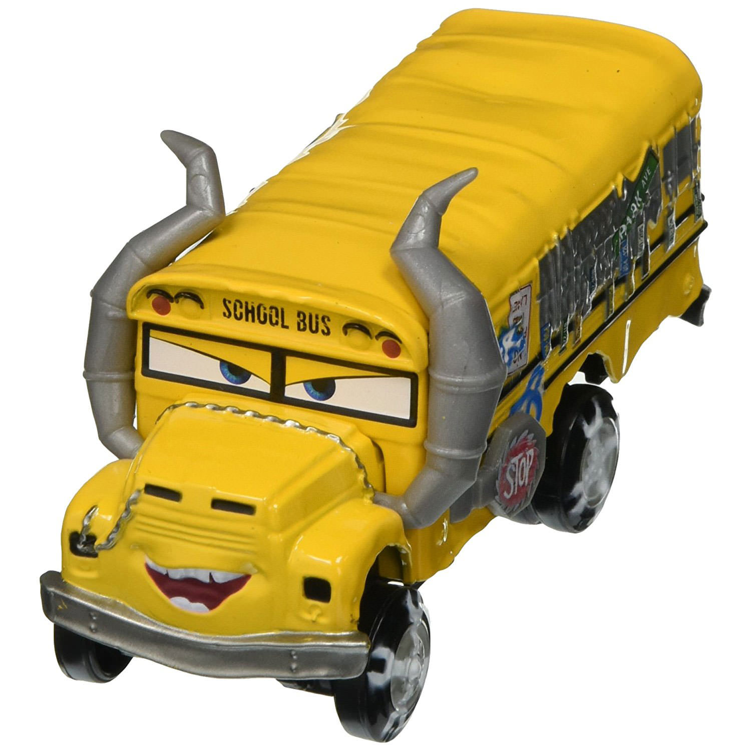 pixar cars 3 deluxe vehicle miss fritter at hobby warehouse. Black Bedroom Furniture Sets. Home Design Ideas